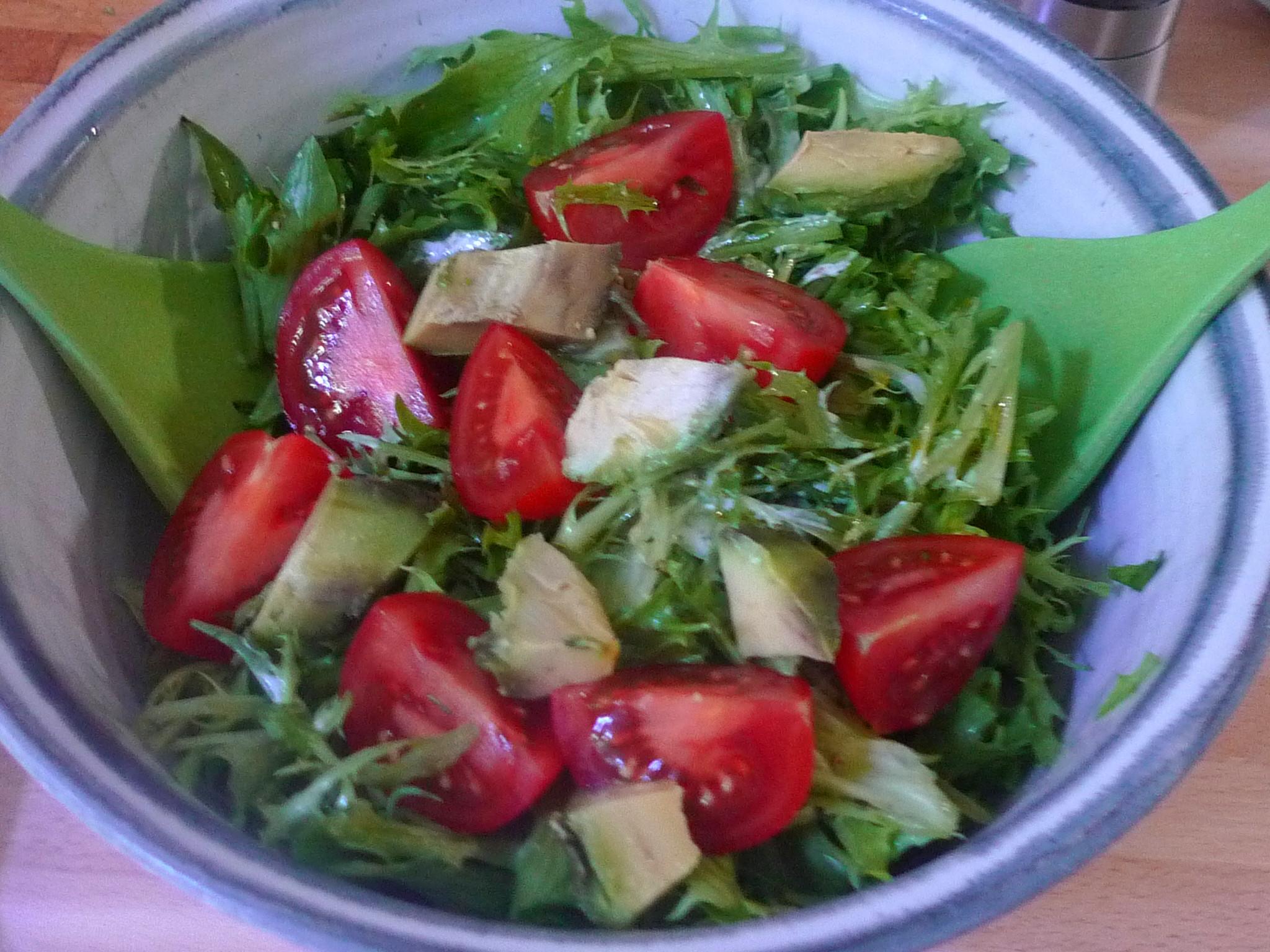 Nudeln-Austernpilze-Erbsen-Salate-3.7.2014 (5)