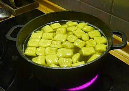 Gnocchi mit Tomatensoße-31.8.14   (14)