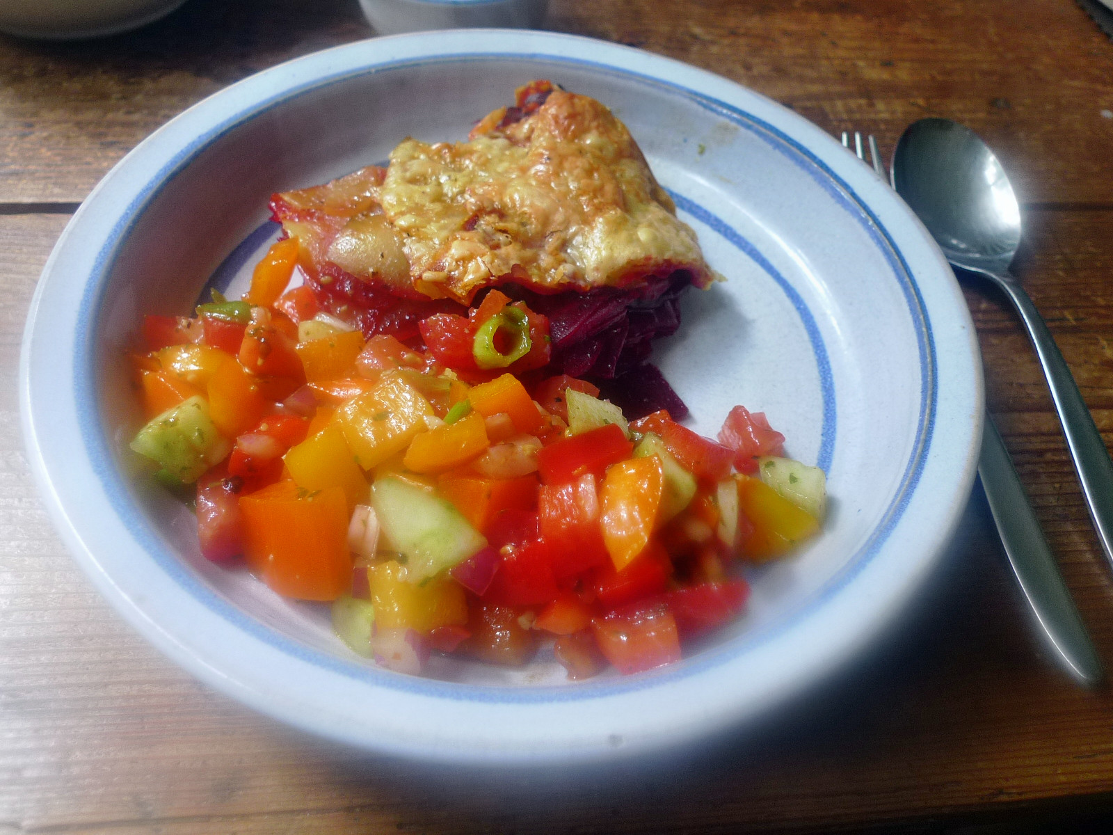 Kartoffel-Rote Beete Gratin (1)