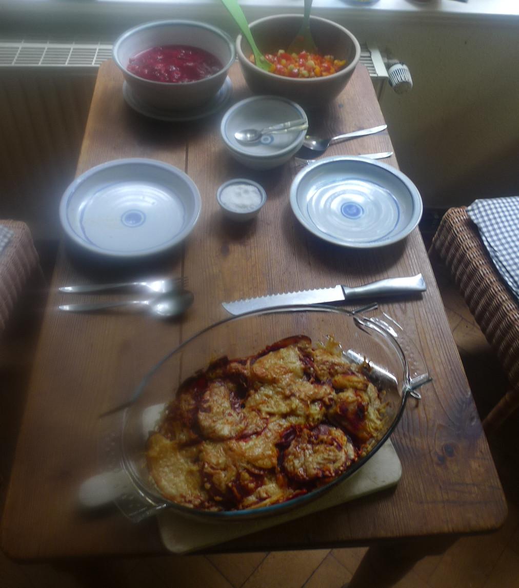 Kartoffel-Rote Beete Gratin (4)