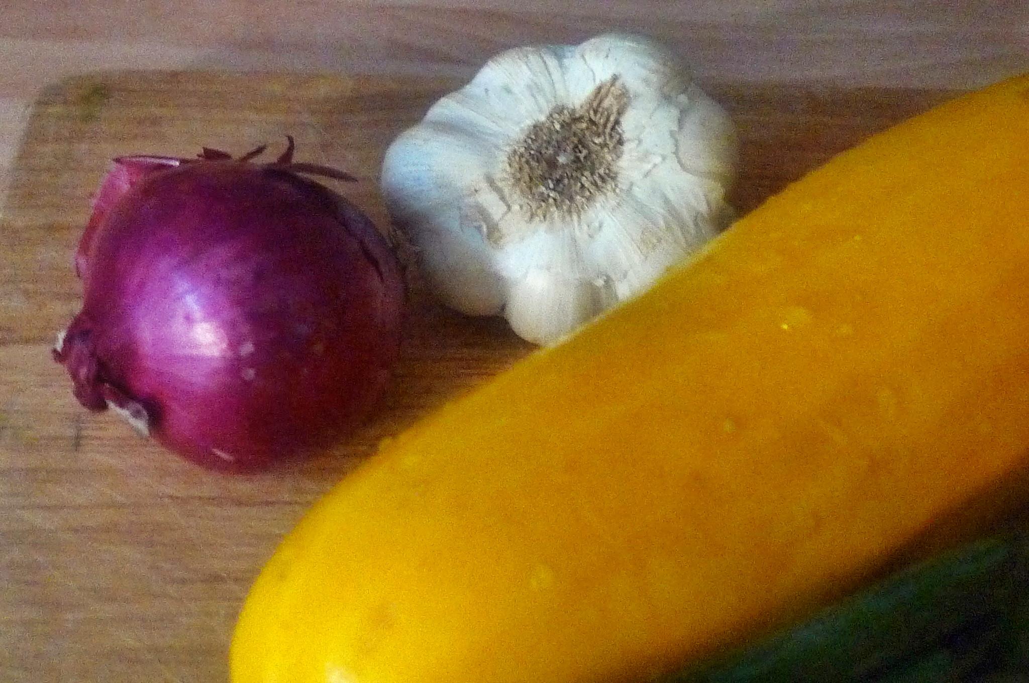 Gemüse-Nudelpfanne - 16.9.14   (3)