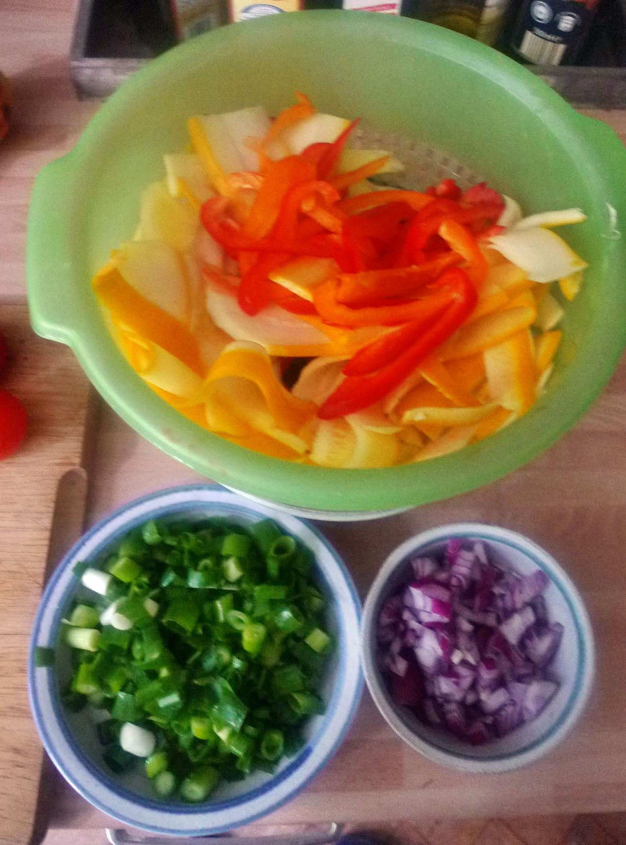 Gemüse-Nudelpfanne - 16.9.14   (7)