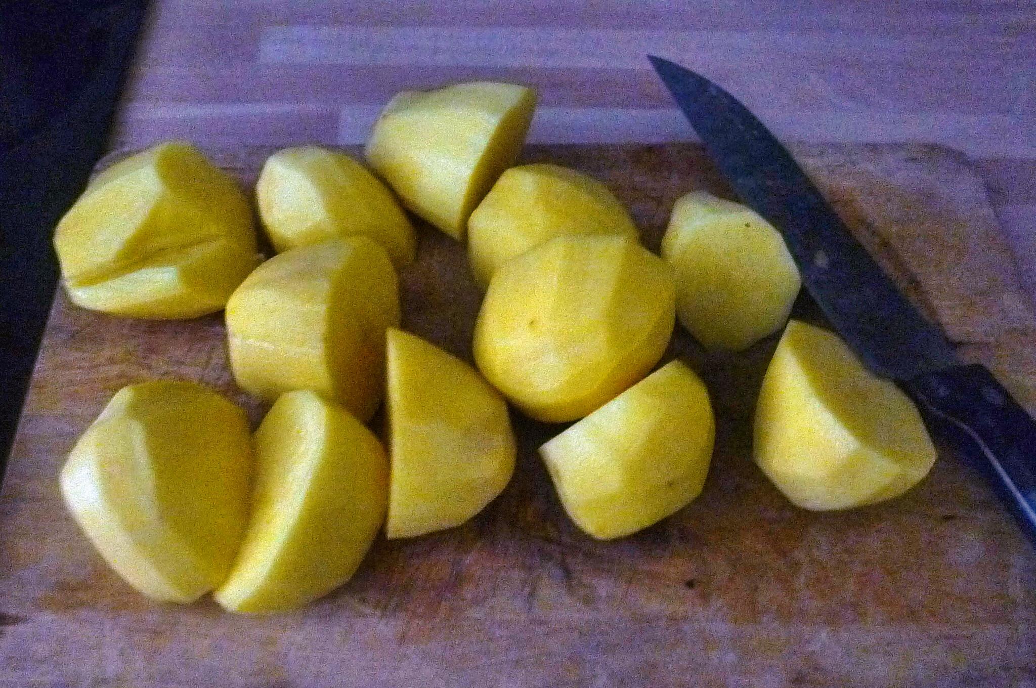 Mangold mit Kartoffelstampf - 14.9.14   (4)