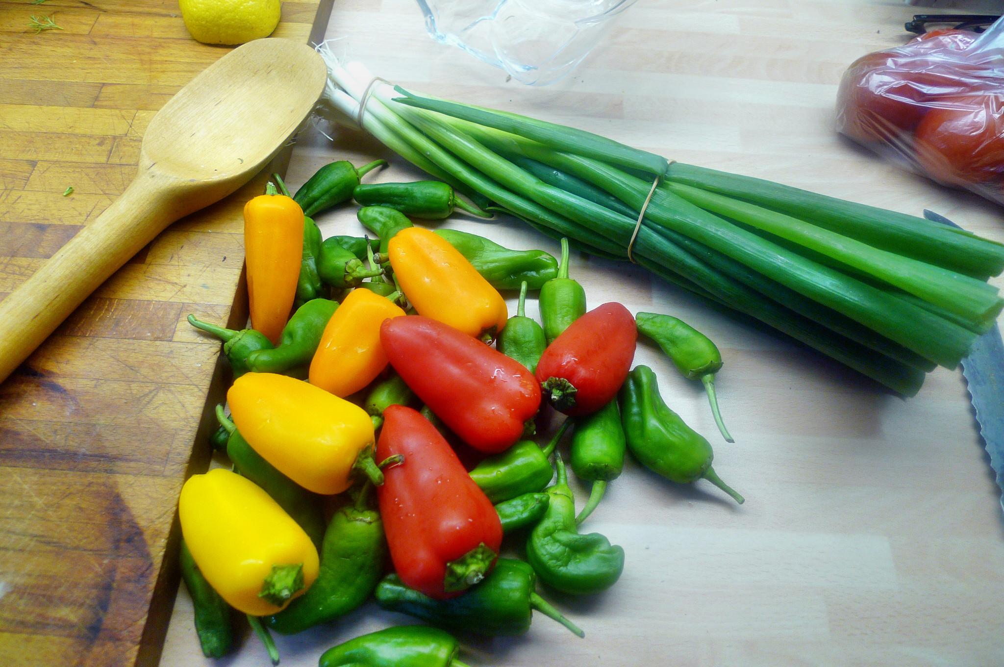 Pimentos-Paprika-Kartoffel-Salat-Buttermilch- 28.9.14   (1)