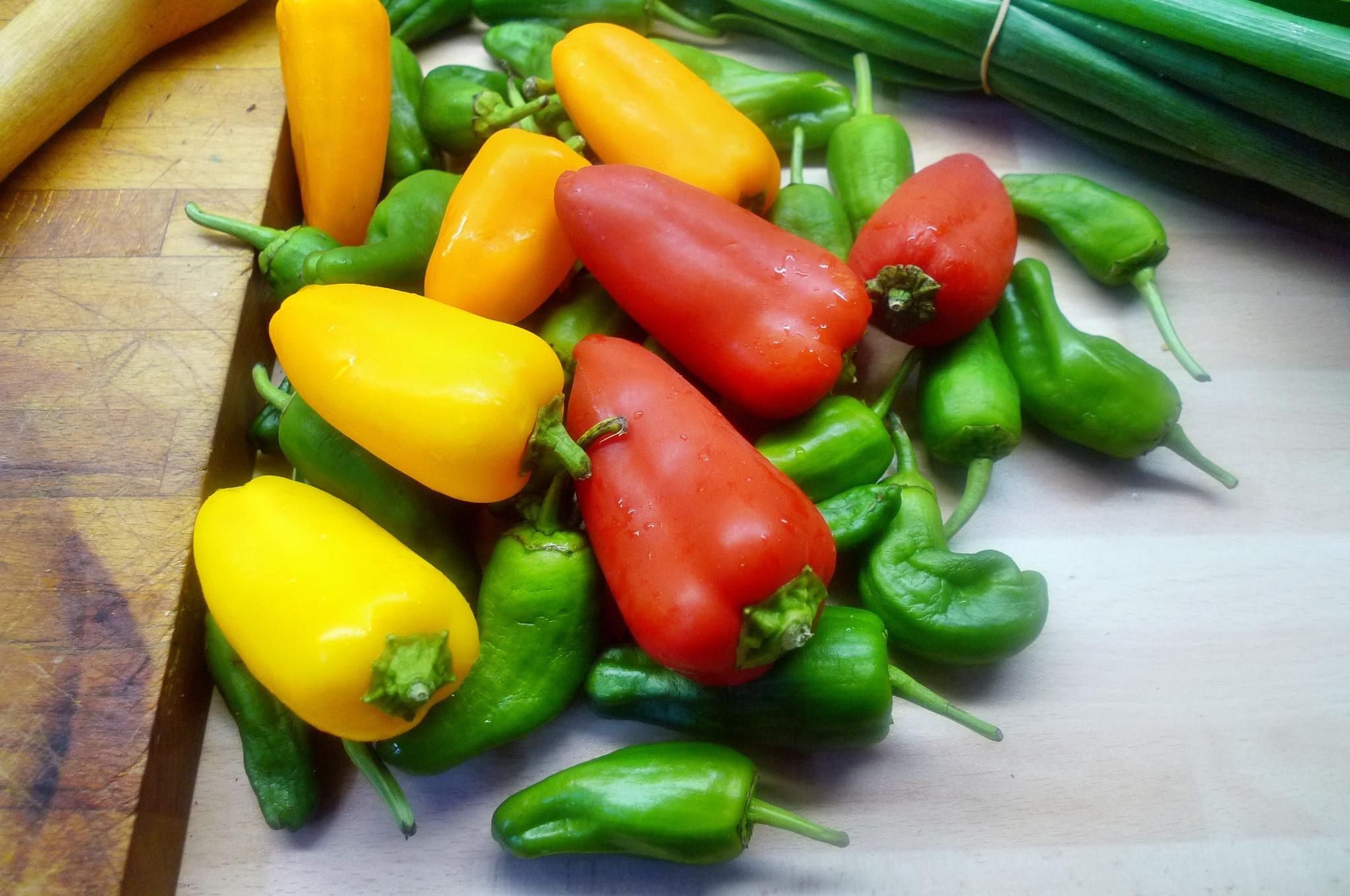 Pimentos-Paprika-Kartoffel-Salat-Buttermilch- 28.9.14   (2)