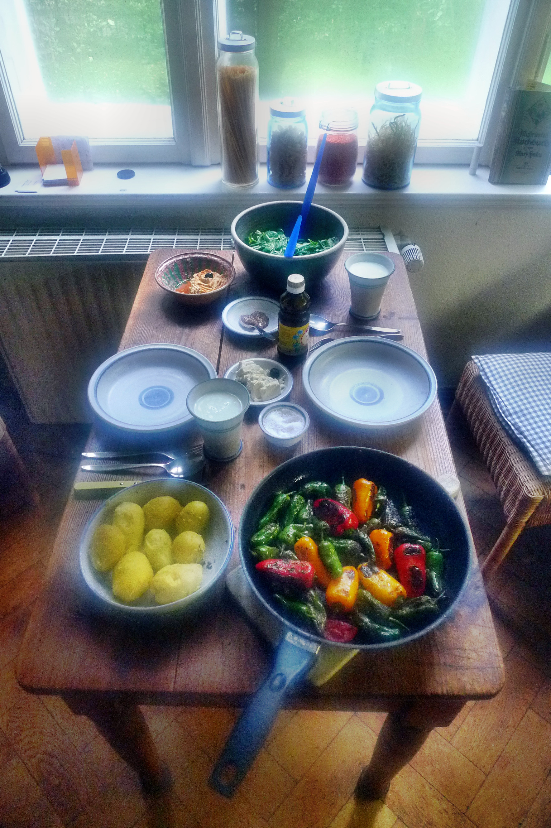 Pimentos-Paprika-Kartoffel-Salat-Buttermilch- 28.9.14   (9)