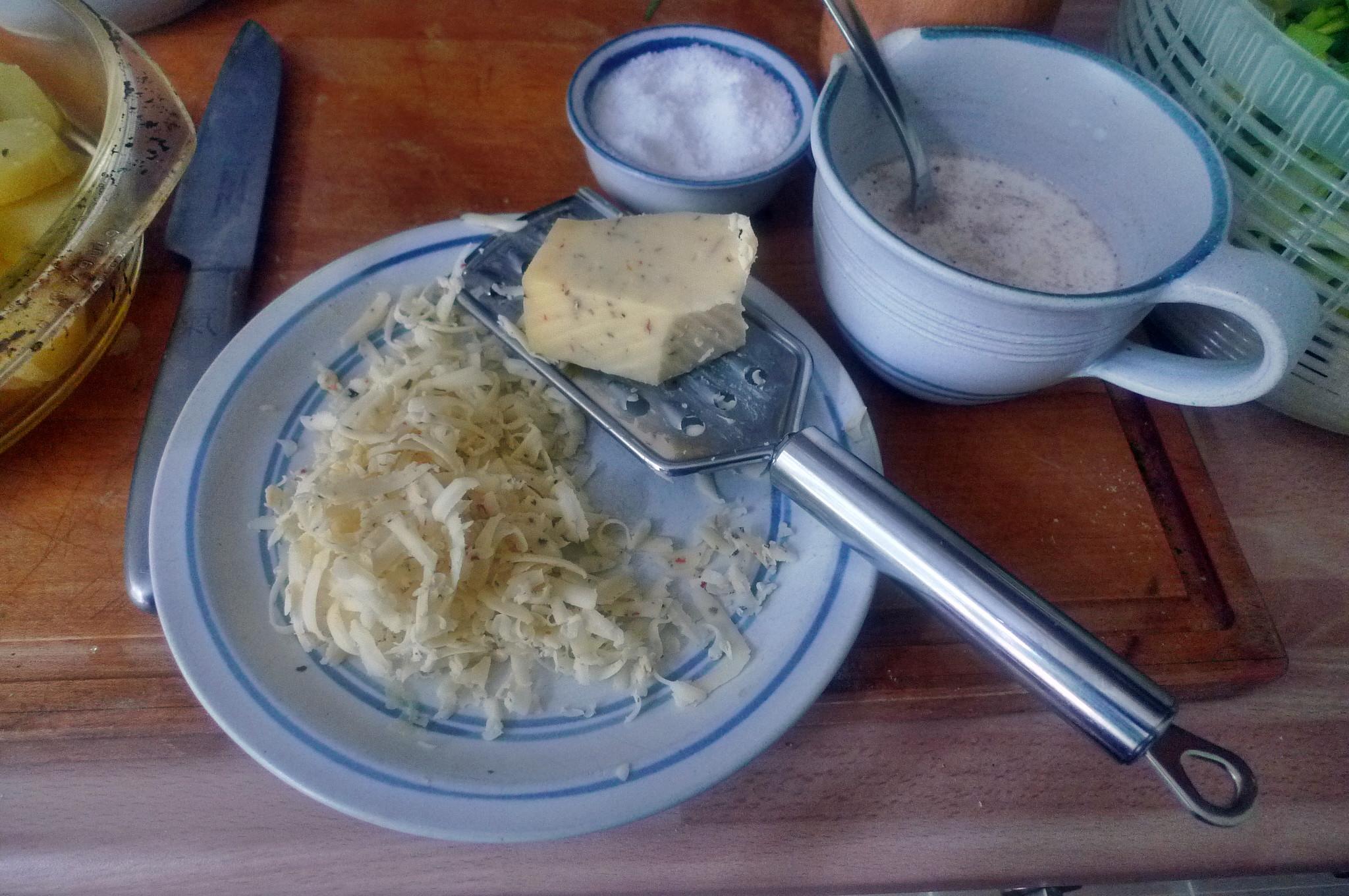 Porree-Kartoffelgratin-Ei-9.9.14   (1c)