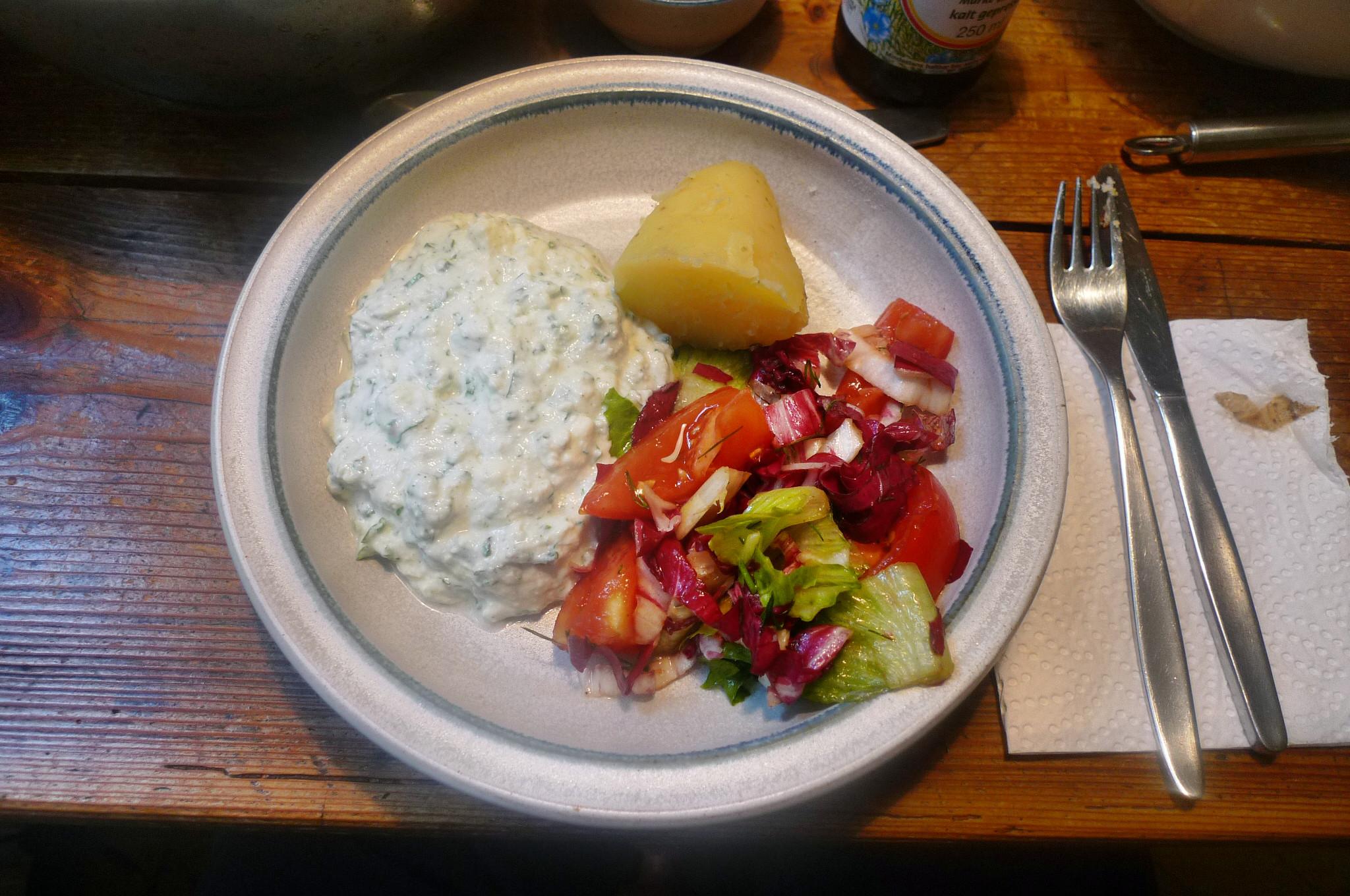 Quark,Kartoffeln,Salat-13.9.14   (12)