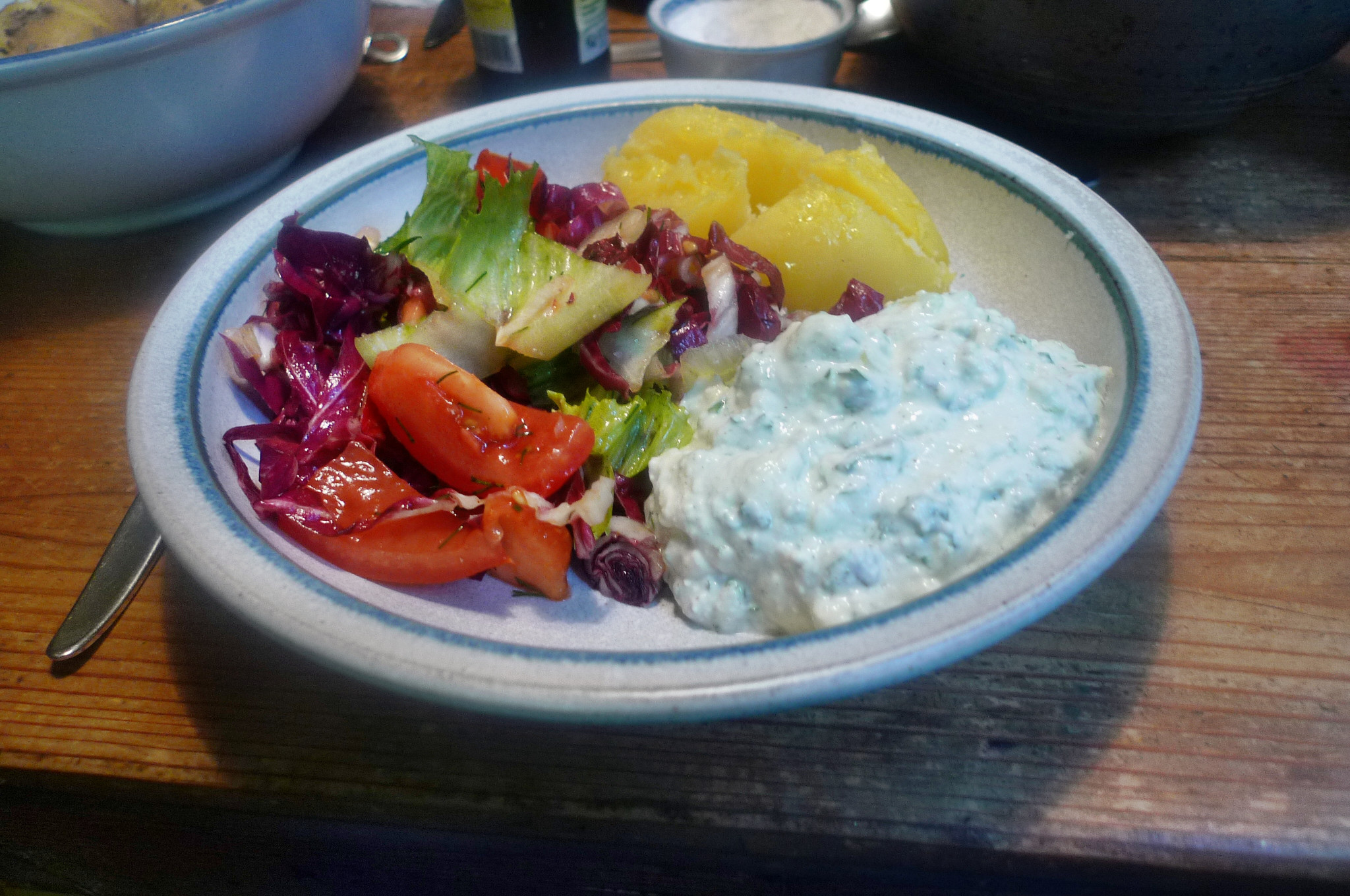 Quark,Kartoffeln,Salat-13.9.14   (13)