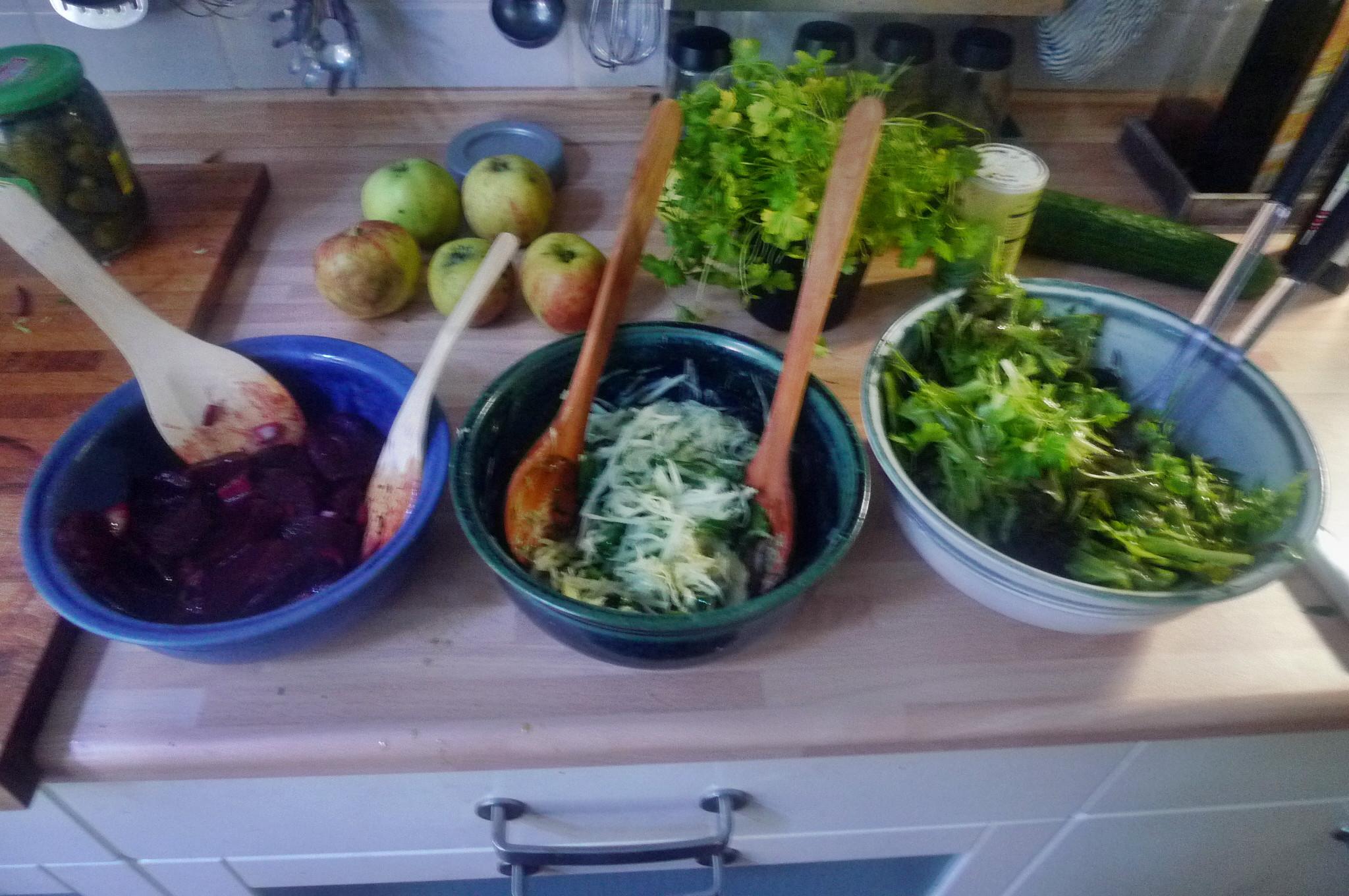 Scholle,Kartoffeln,Salate - 17.9.14   (12)