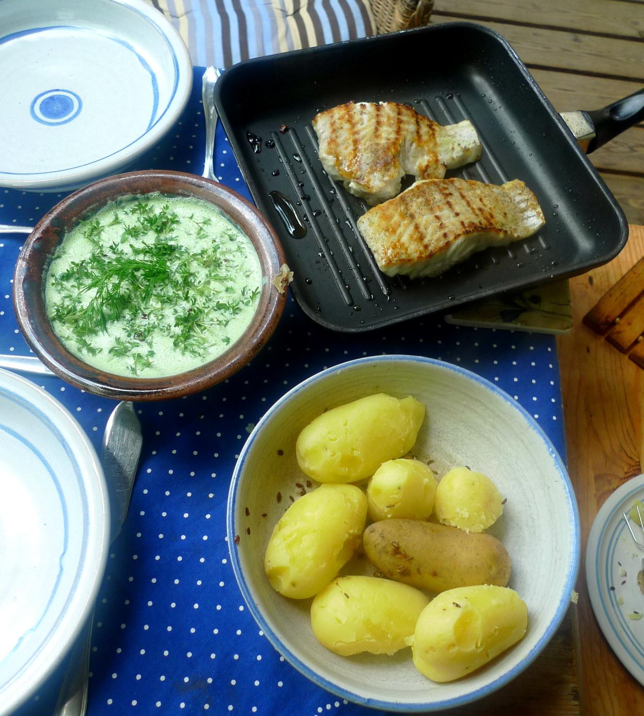Seelachs-Bohnensalat-Joghurtdip-6.9.14   (6)