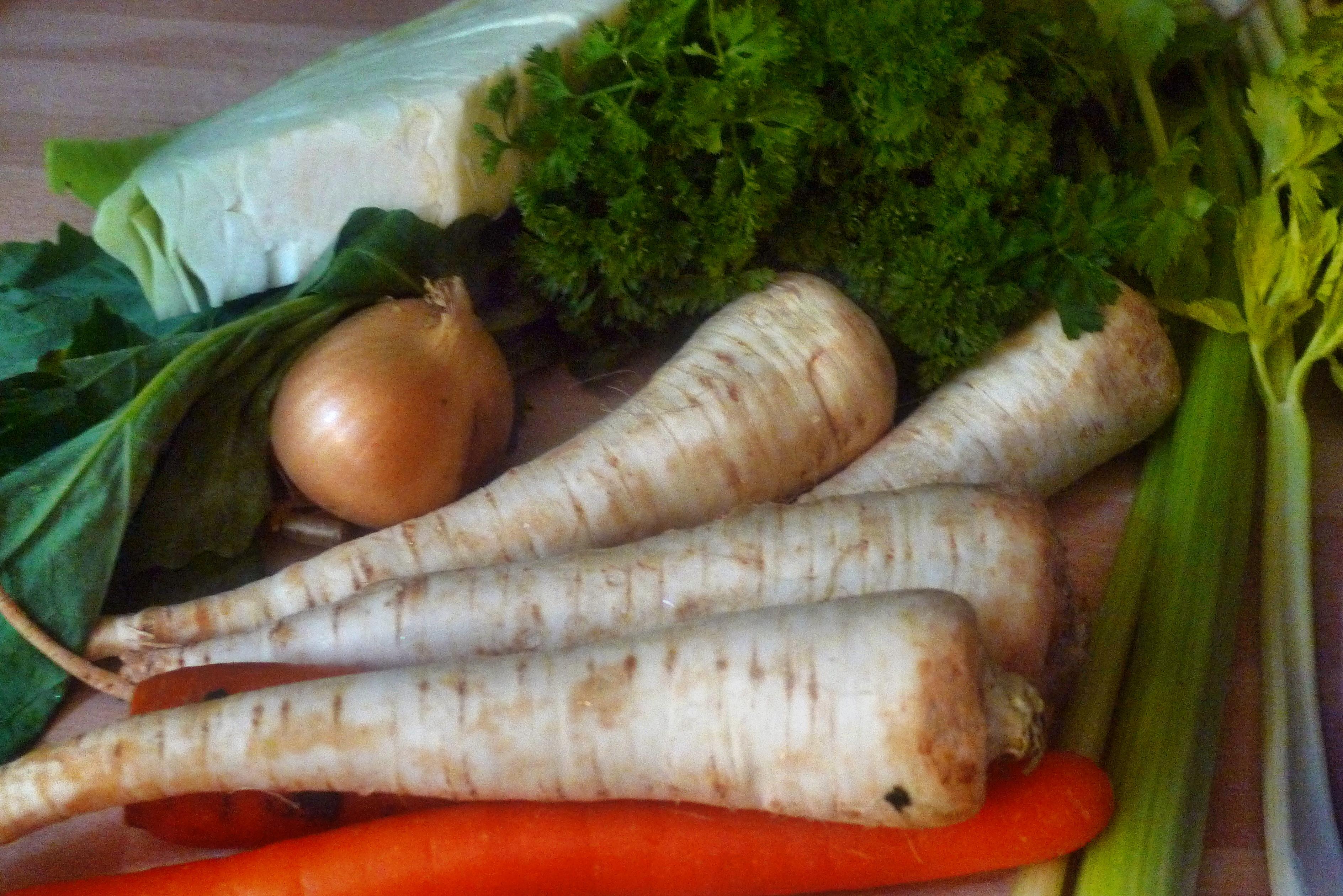 Gemüsepfanne-Reis-Champignon - 13.10.14   (1)