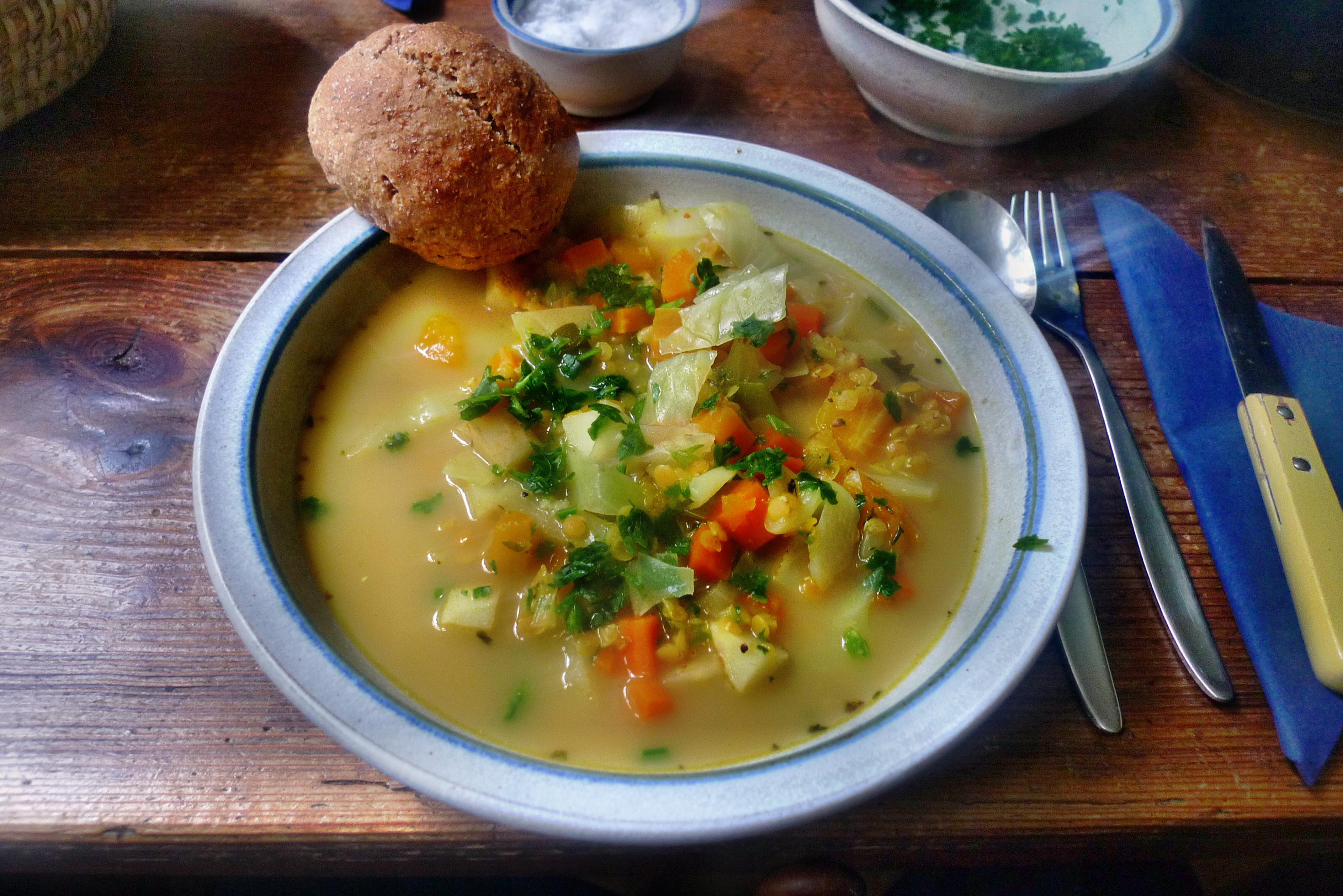 Gemüsesuppe-Birnenmus - 6.10.14   (10)