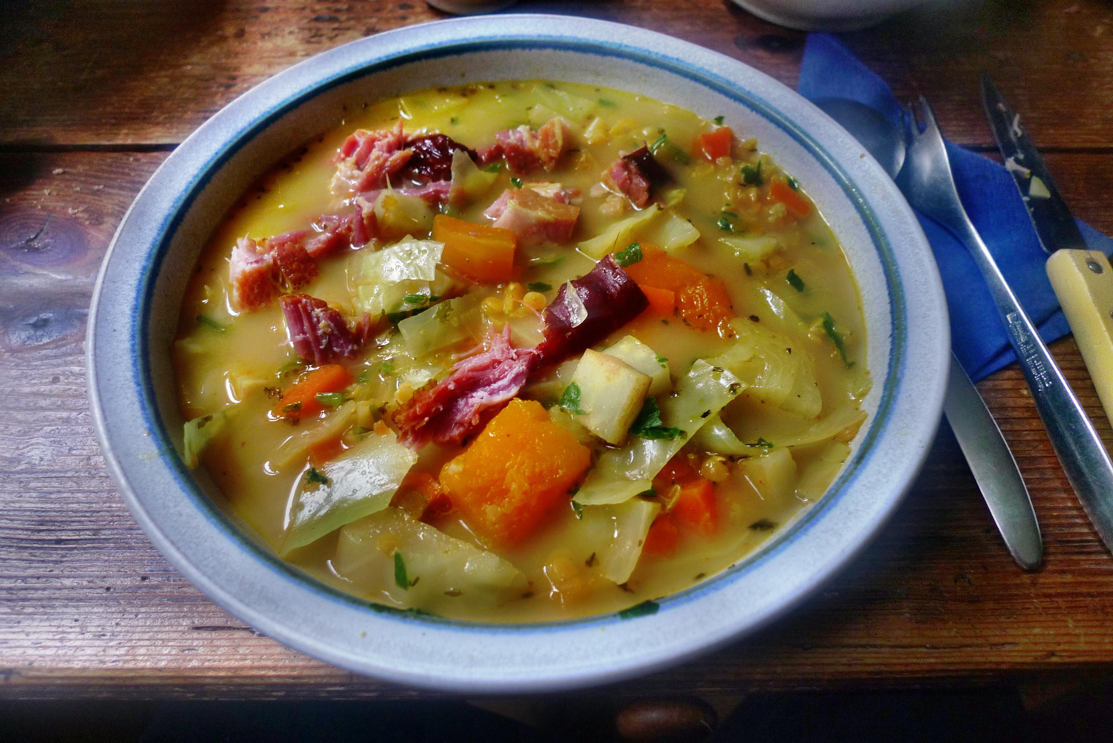 Gemüsesuppe-Birnenmus - 6.10.14   (13)
