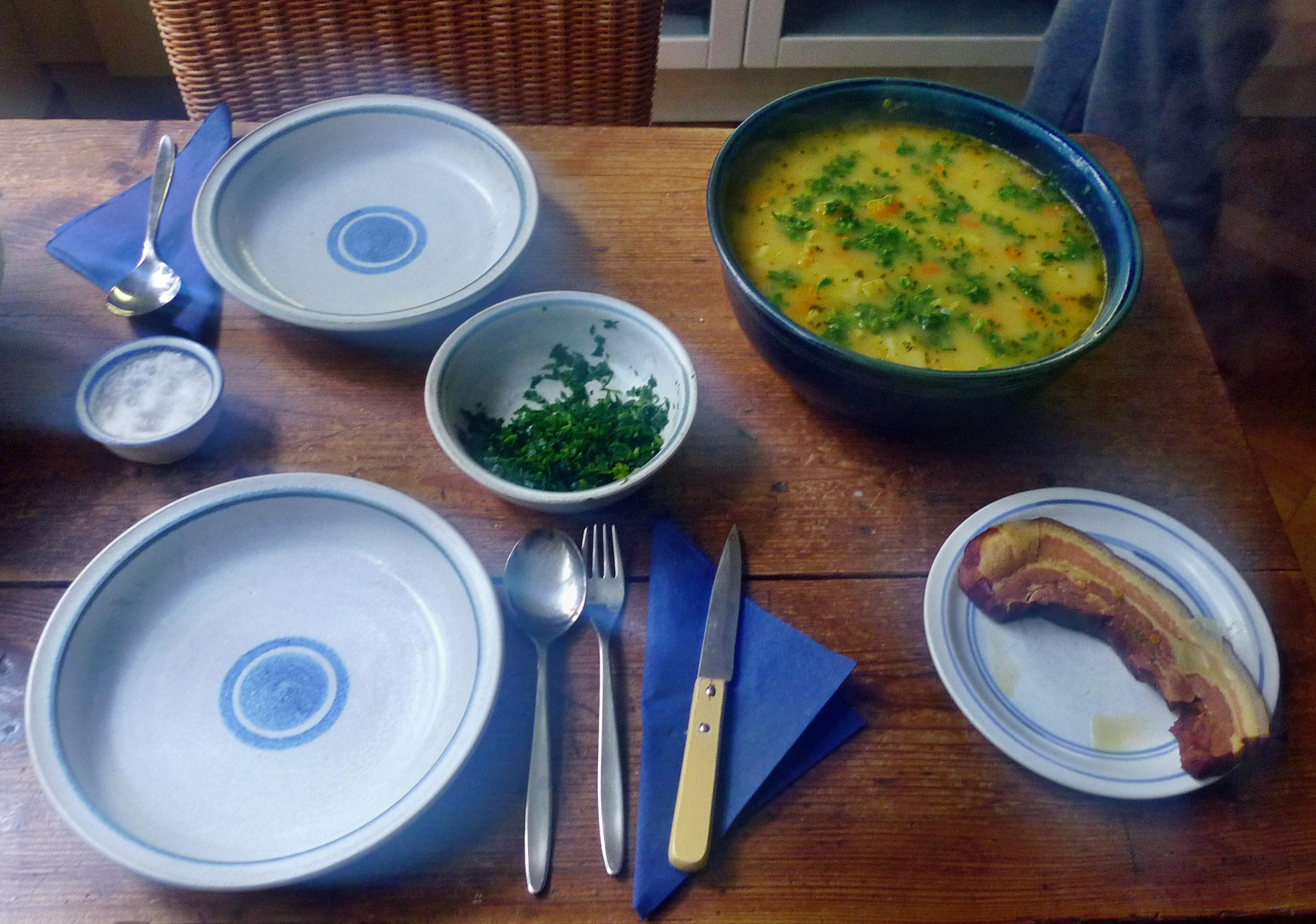 Gemüsesuppe-Birnenmus - 6.10.14   (7)