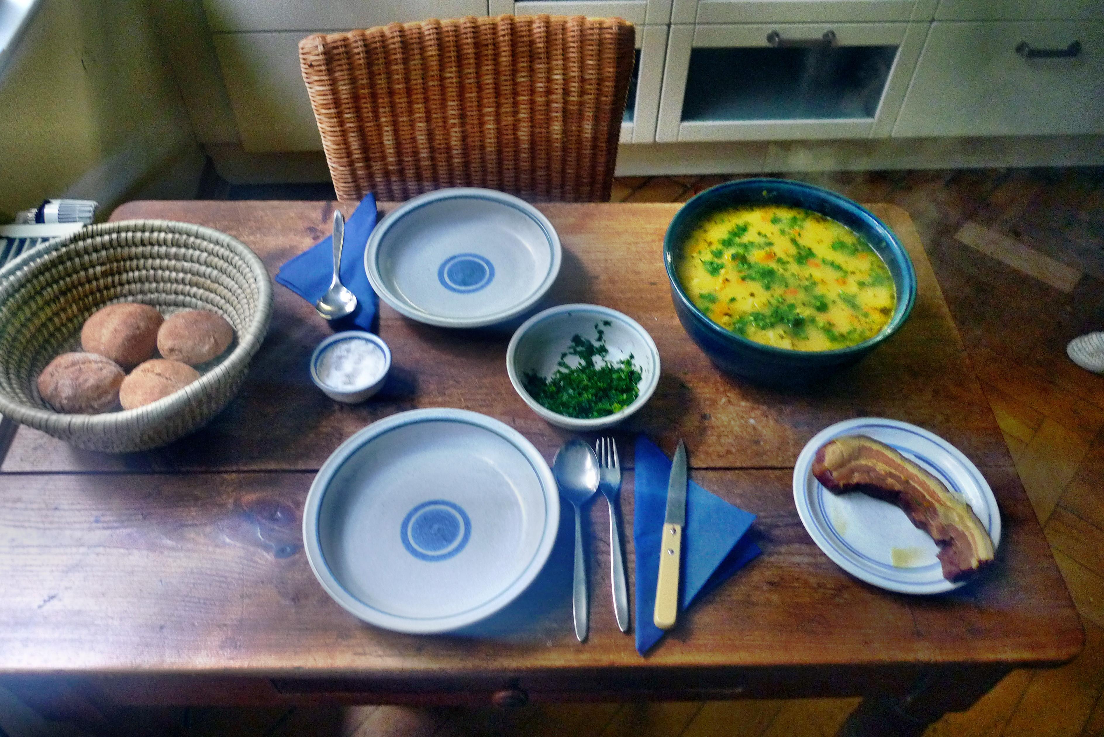 Gemüsesuppe-Birnenmus - 6.10.14   (9)