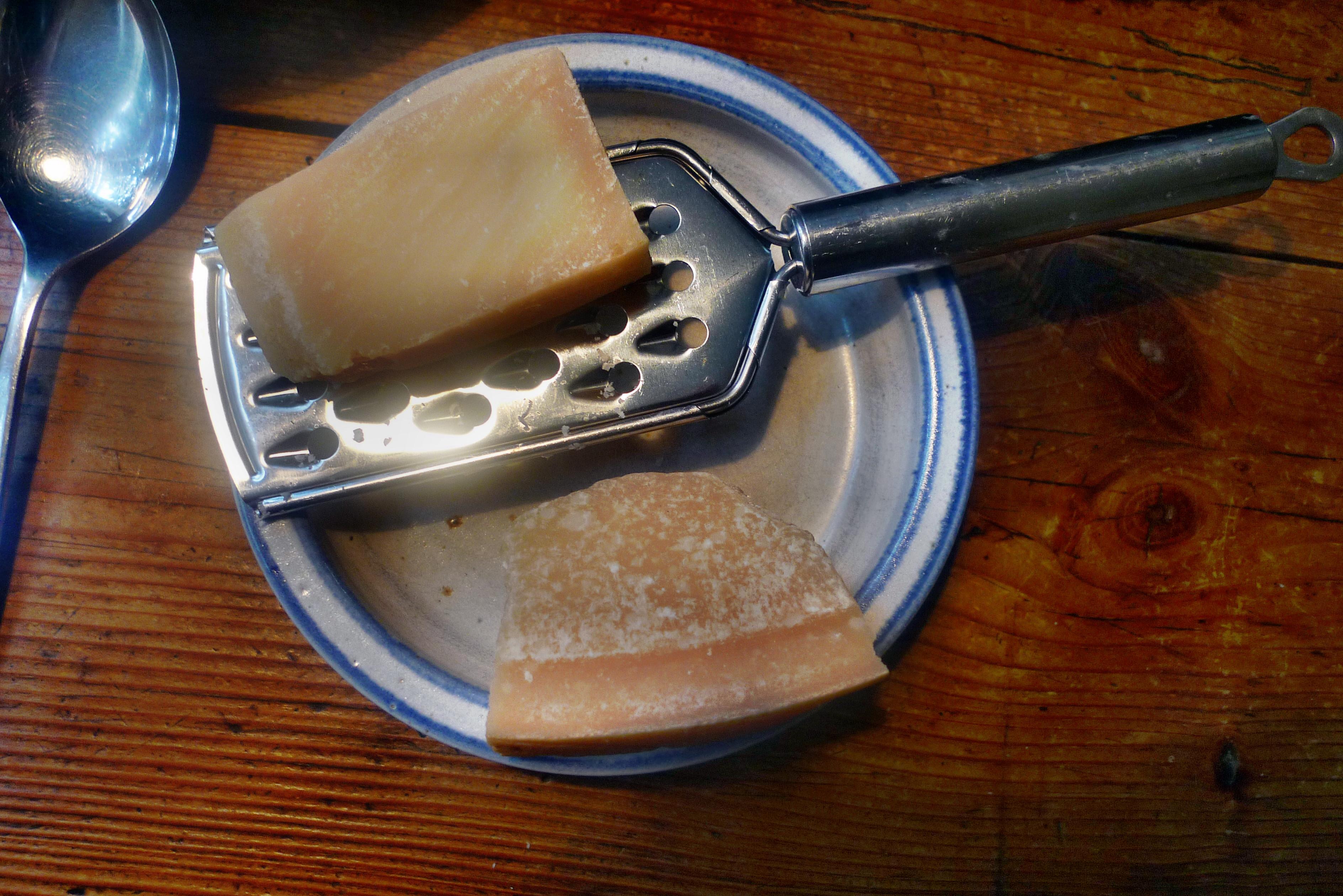 Spinat mit Nudeln-Apfel im Schlafrock -25.10.14   (16b) (2)