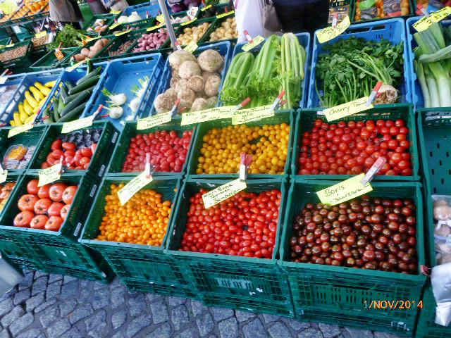 Wochenmarkt in Jena - 1.11.14   (4)