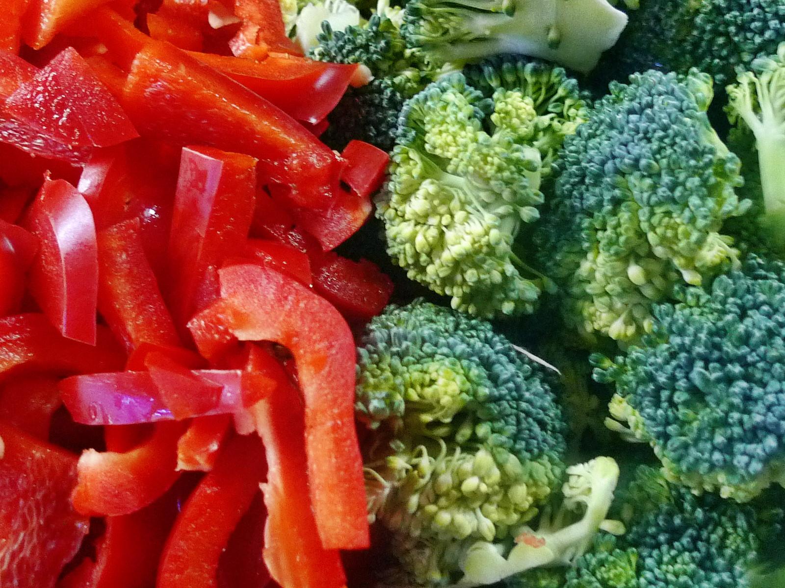 Wokgemüse mit Omlette - 23.11.14   (6)