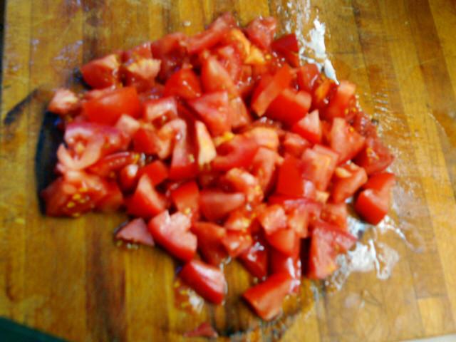 Chicoree,Kartoffeln,gebackener Feta (13)