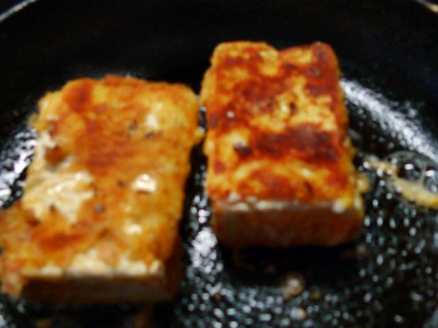 Chicoree,Kartoffeln,gebackener Feta (17)