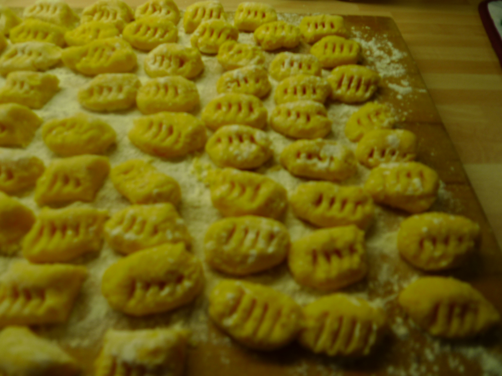 Gnocchi,Lauchgemüse,Entenkeule -7.12.14   (1a) (13)