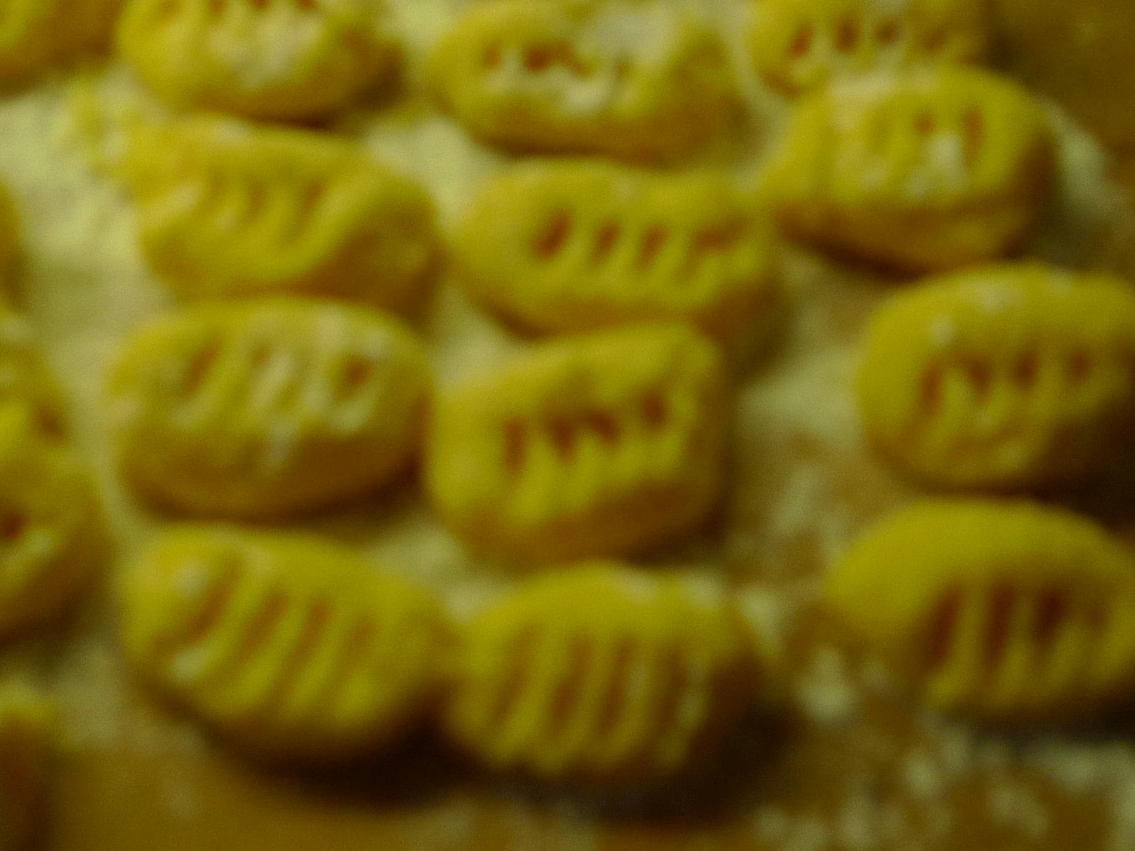 Gnocchi,Lauchgemüse,Entenkeule -7.12.14   (1a) (15)