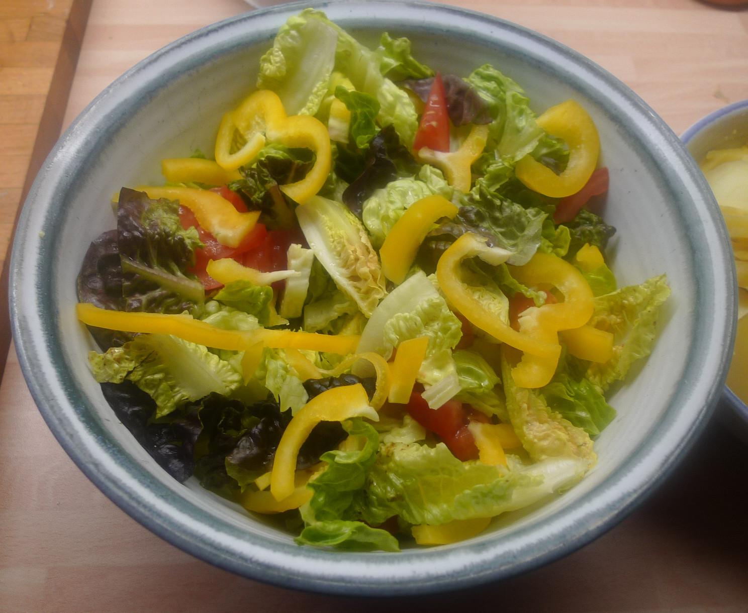 Guacamole,Fenchelsalat,Salat,Bratkartoffel--22.1.15   (5)