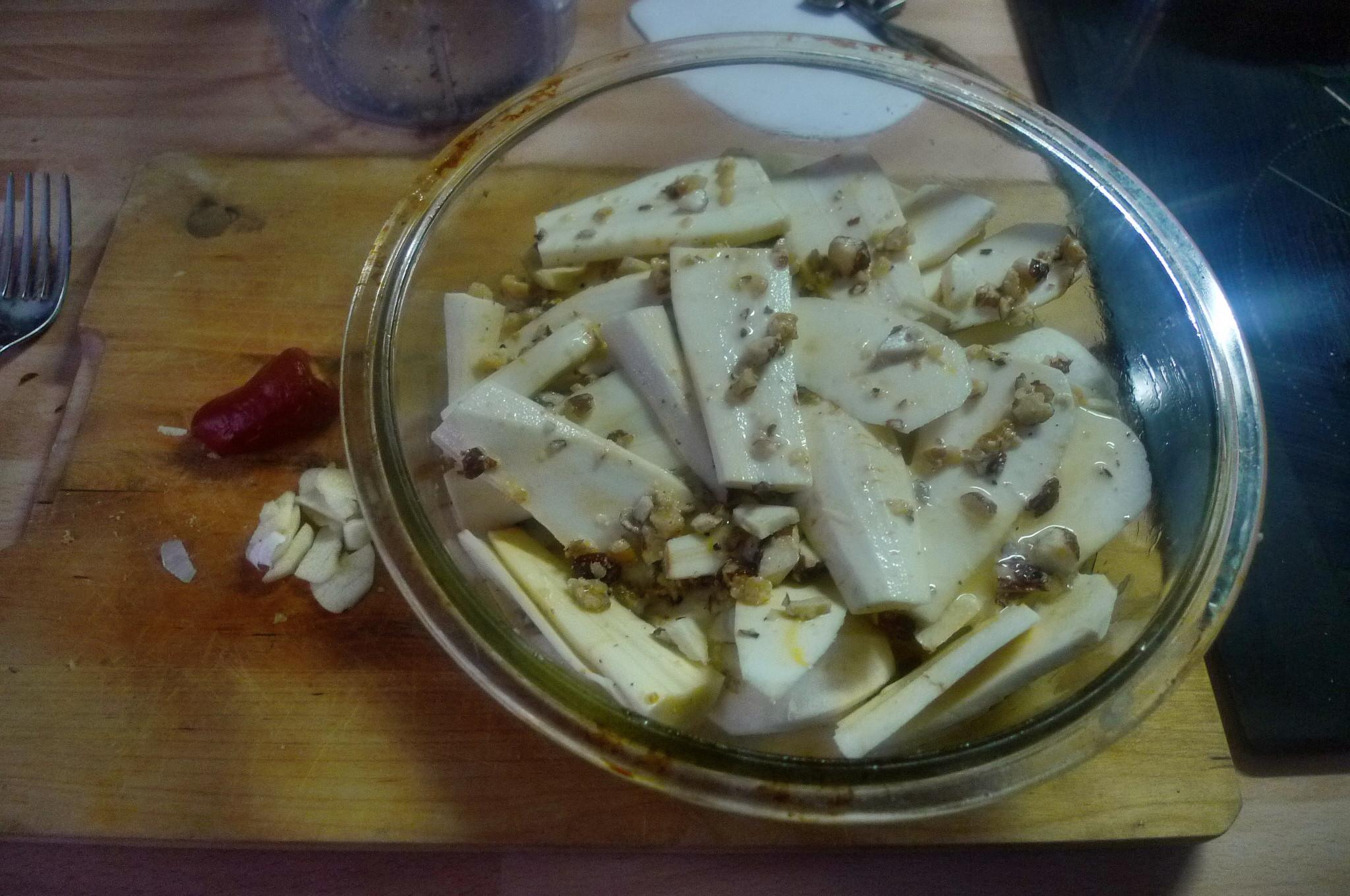 Pastinakengratin-Spinat-Salzkartoffeln -20.1.15   (2) - Kopie
