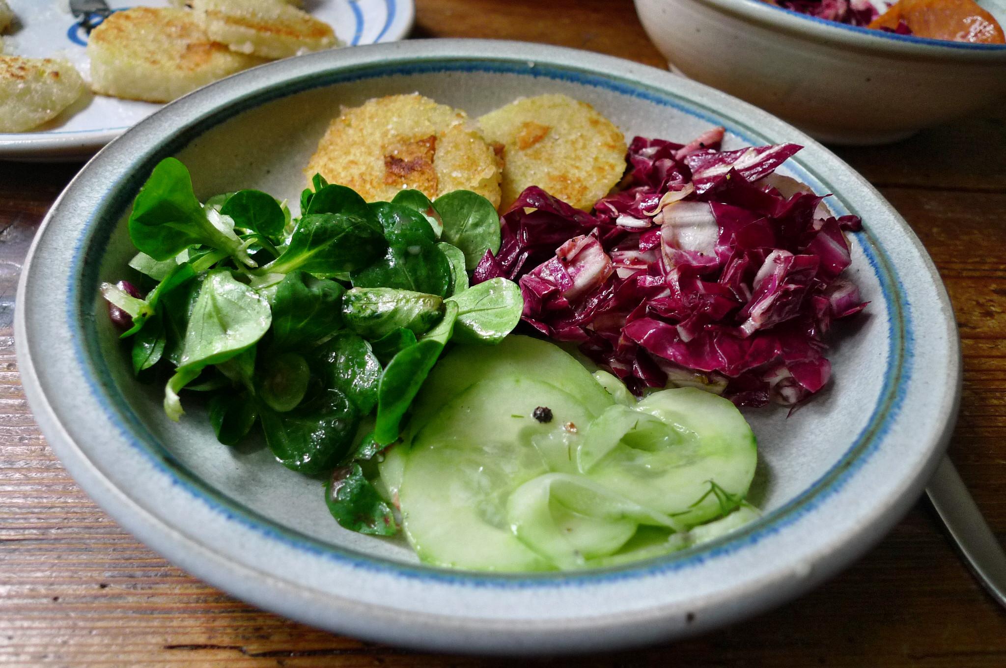 Resteverwertung,Salate -26.1.15   (10)