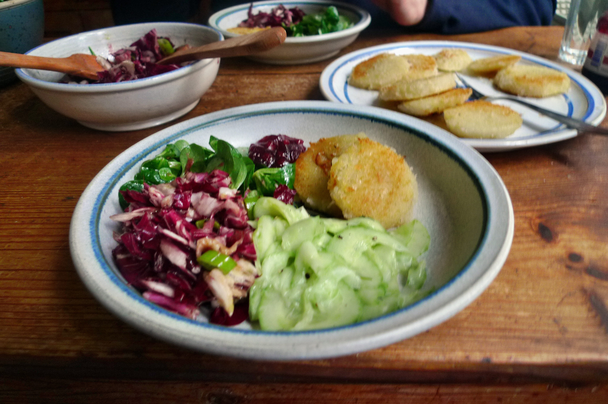 Resteverwertung,Salate -26.1.15   (11)