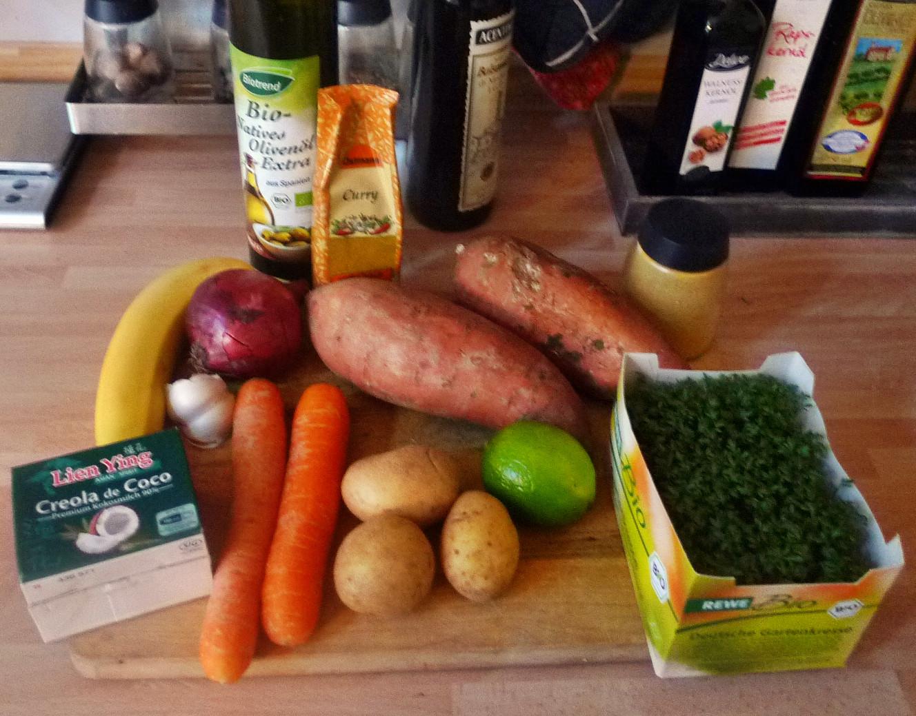 Süßkartoffel Curry mit Limette -29.1.15 (5)