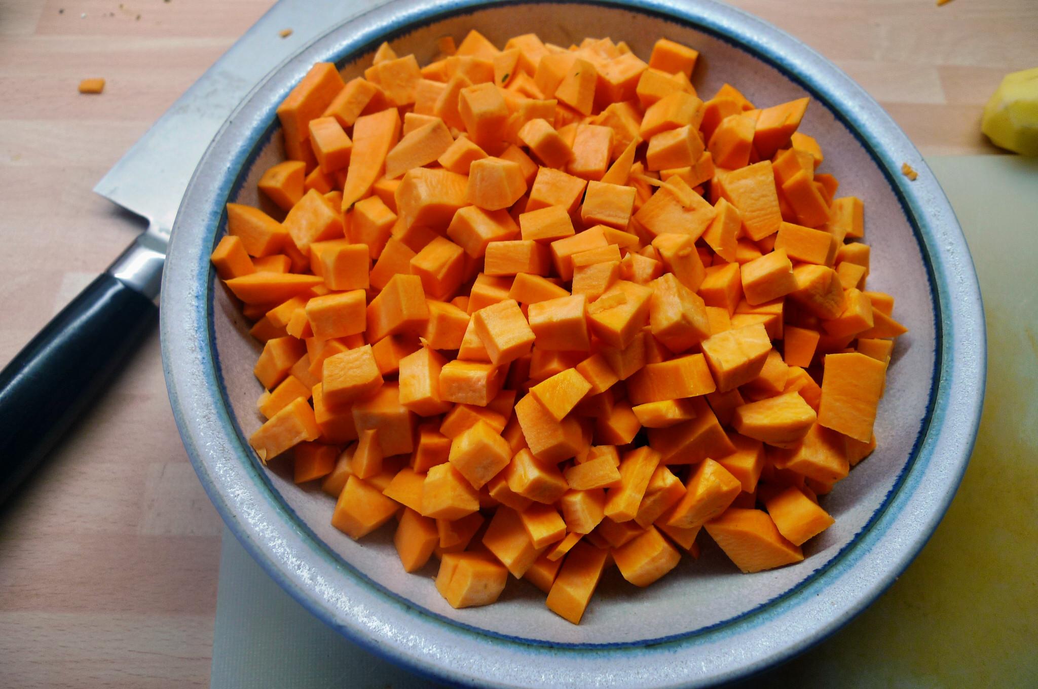 Süßkartoffel Curry mit Limette -29.1.15 (6)
