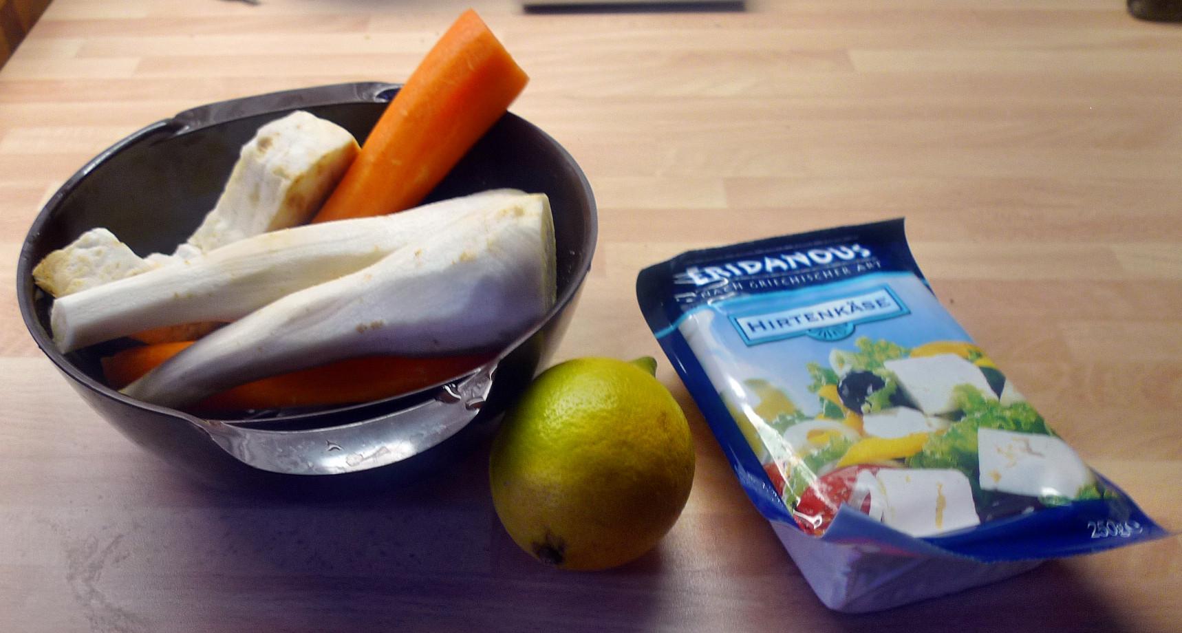 Buchweizenpfannkuchen mit Gemüsefüllung - 1.2.15   (1a)