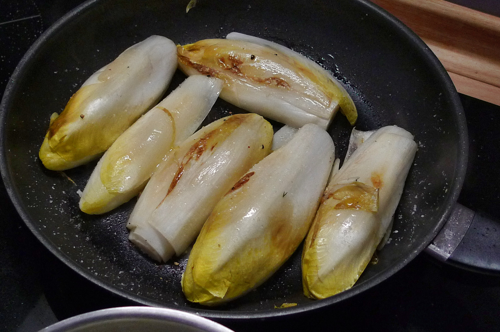 Klöße,Pilzsauce,Salate-8.2.15   (11)