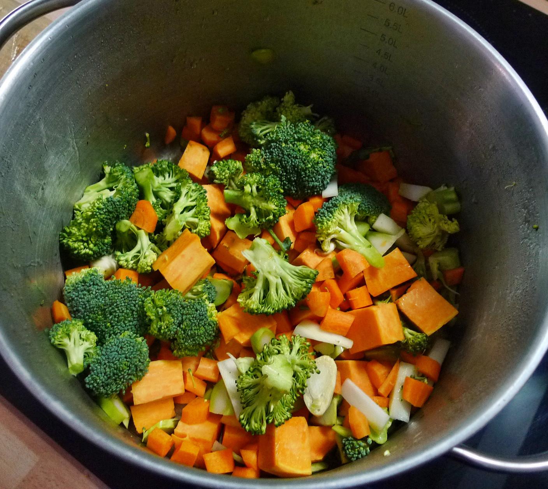 Gemüsesuppe mit Cräcker-6.3.15   (4)