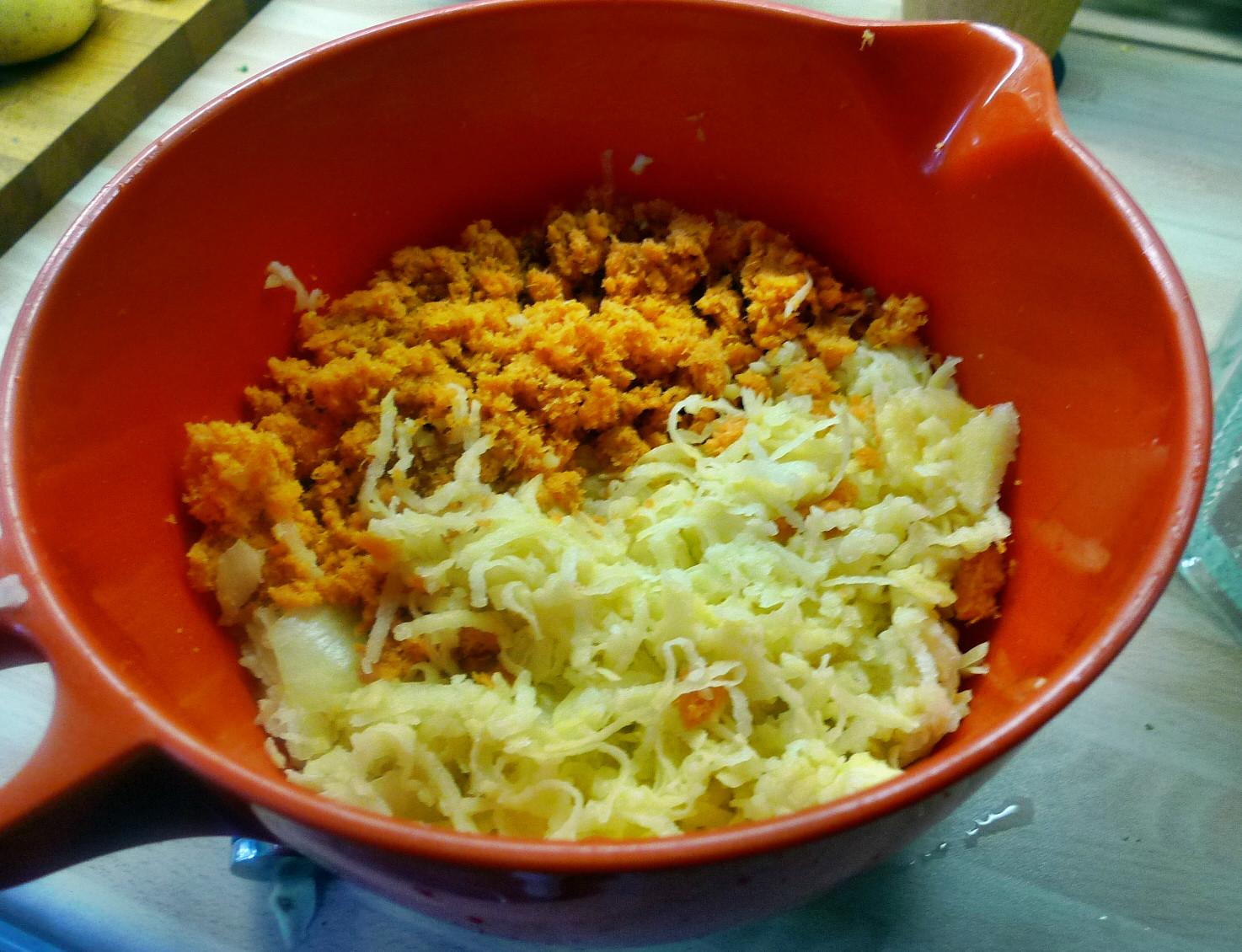 Kartoffel-Möhrenpuffer,Brokkoli - 15.3.15   (3)