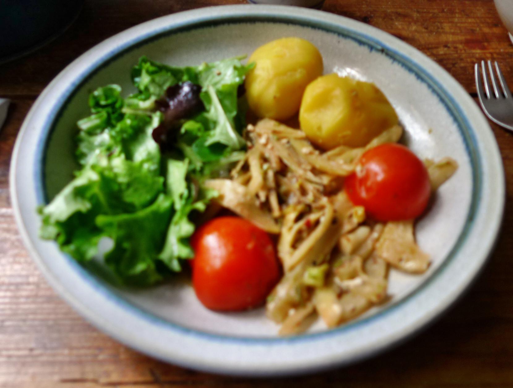 Fenchelgemüse,Kartoffeln,Salat -8..15   (12)