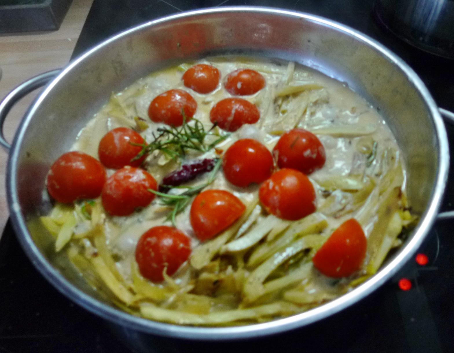 Fenchelgemüse,Kartoffeln,Salat -8..15   (8)