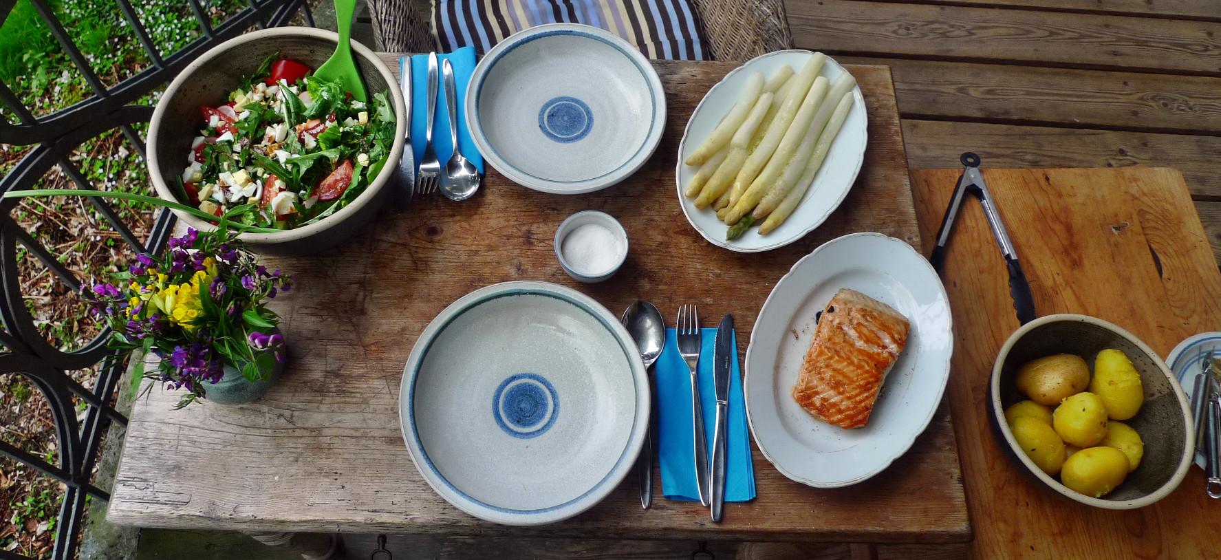 Lachs,Spargel,Salat,Kartoffeln - 25.4.15   (8)