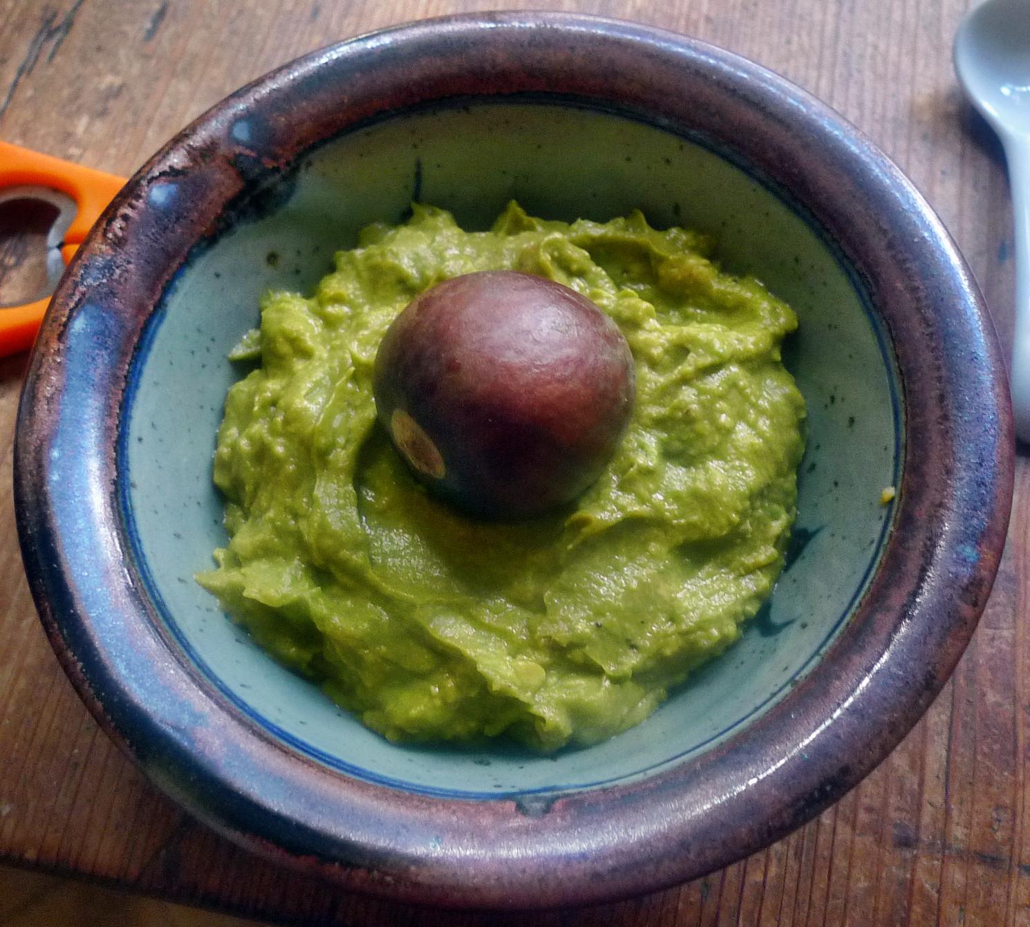 Ofengebackenes Würzelgemüse,Hummus,Guacamole -5.4.15   (8)