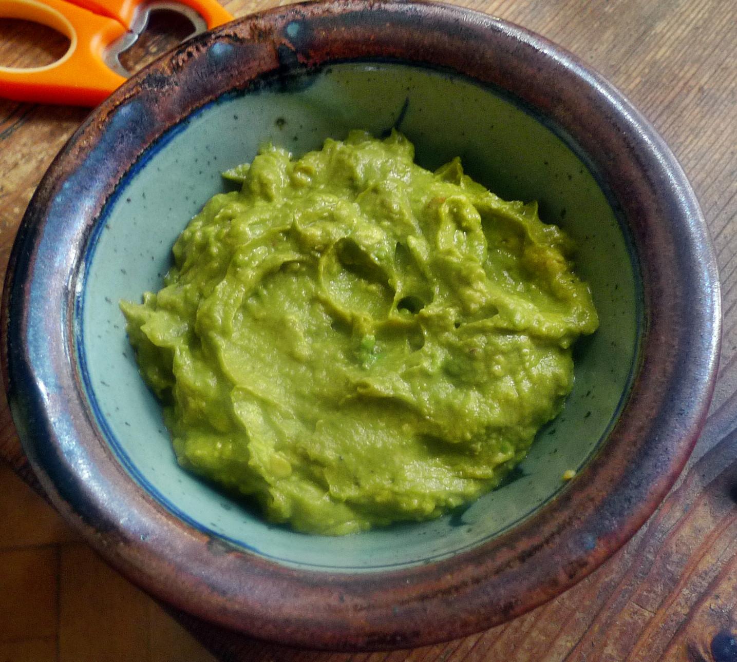 Ofengebackenes Würzelgemüse,Hummus,Guacamole -5.4.15   (9)