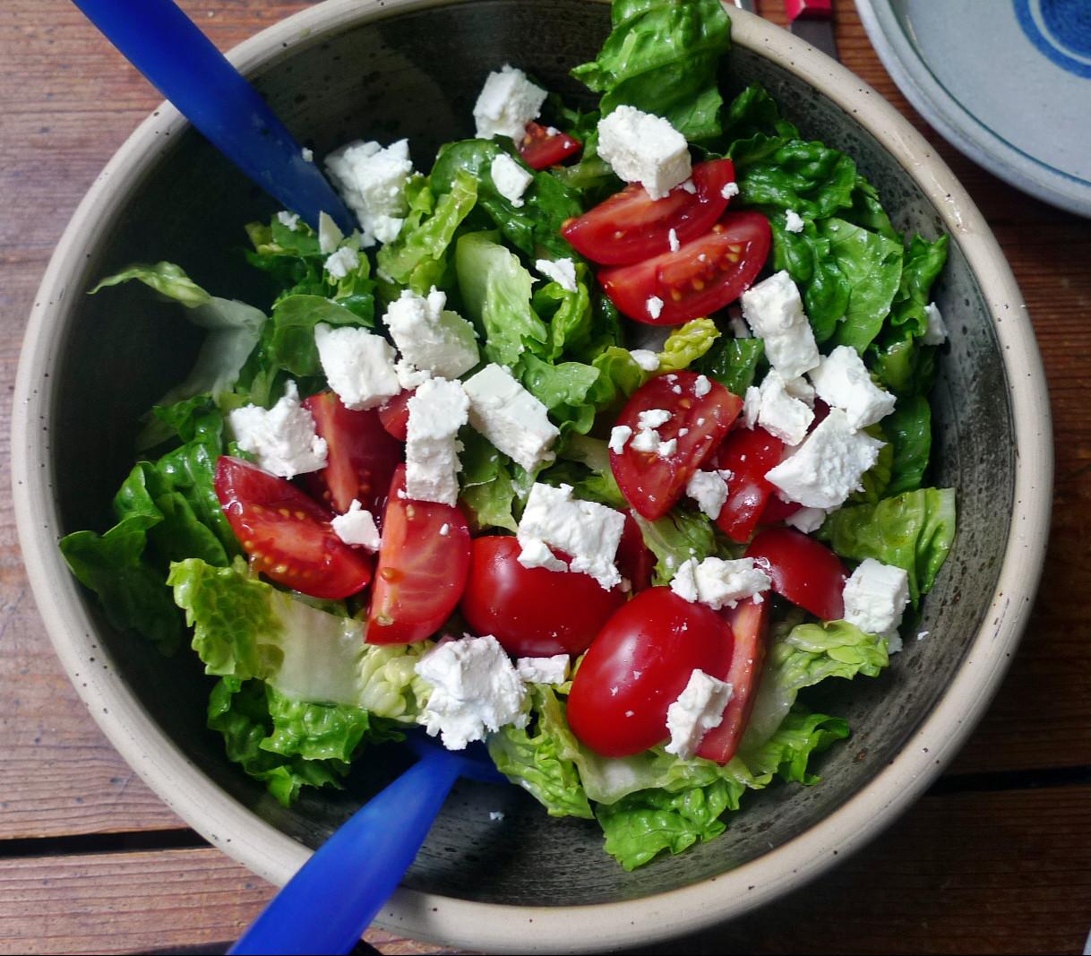 Shitakepilze, Bratkartoffel,Salat -28.4 (3)