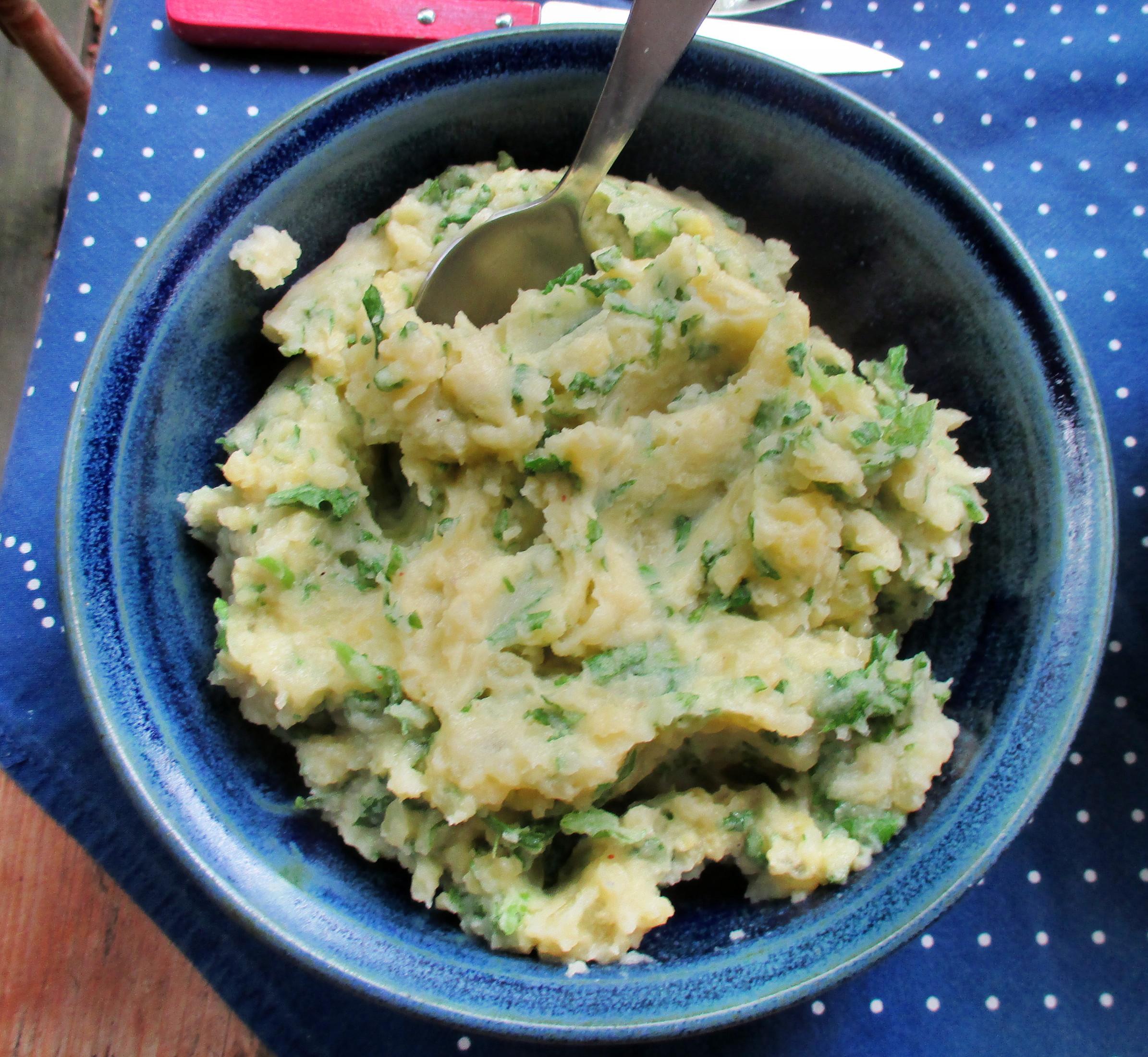 Mangold,Kräuterdip,Kartoffelstampf -27.6.15   (11)