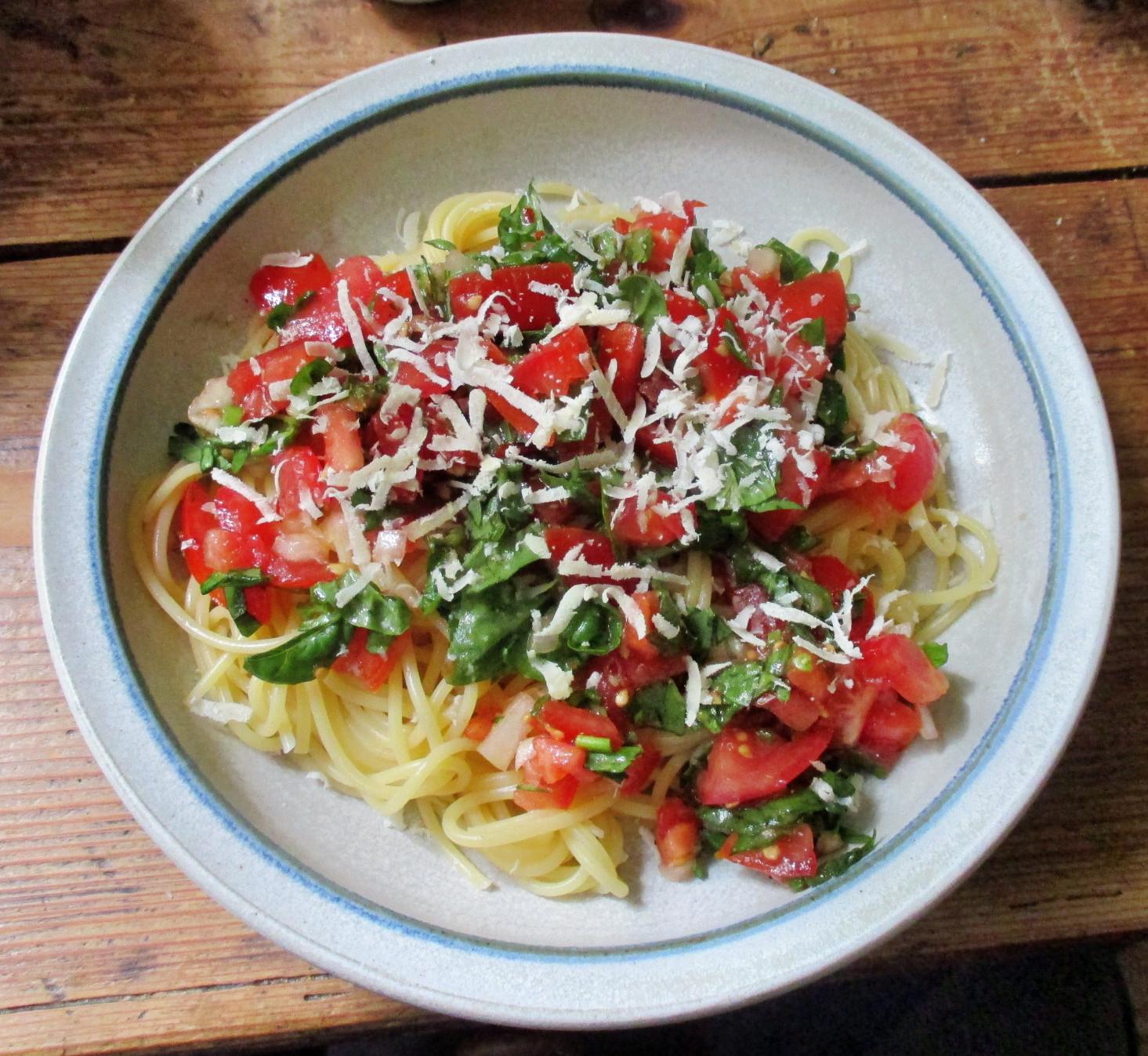 Spaghetti alla Keka -10.7.15   (5)