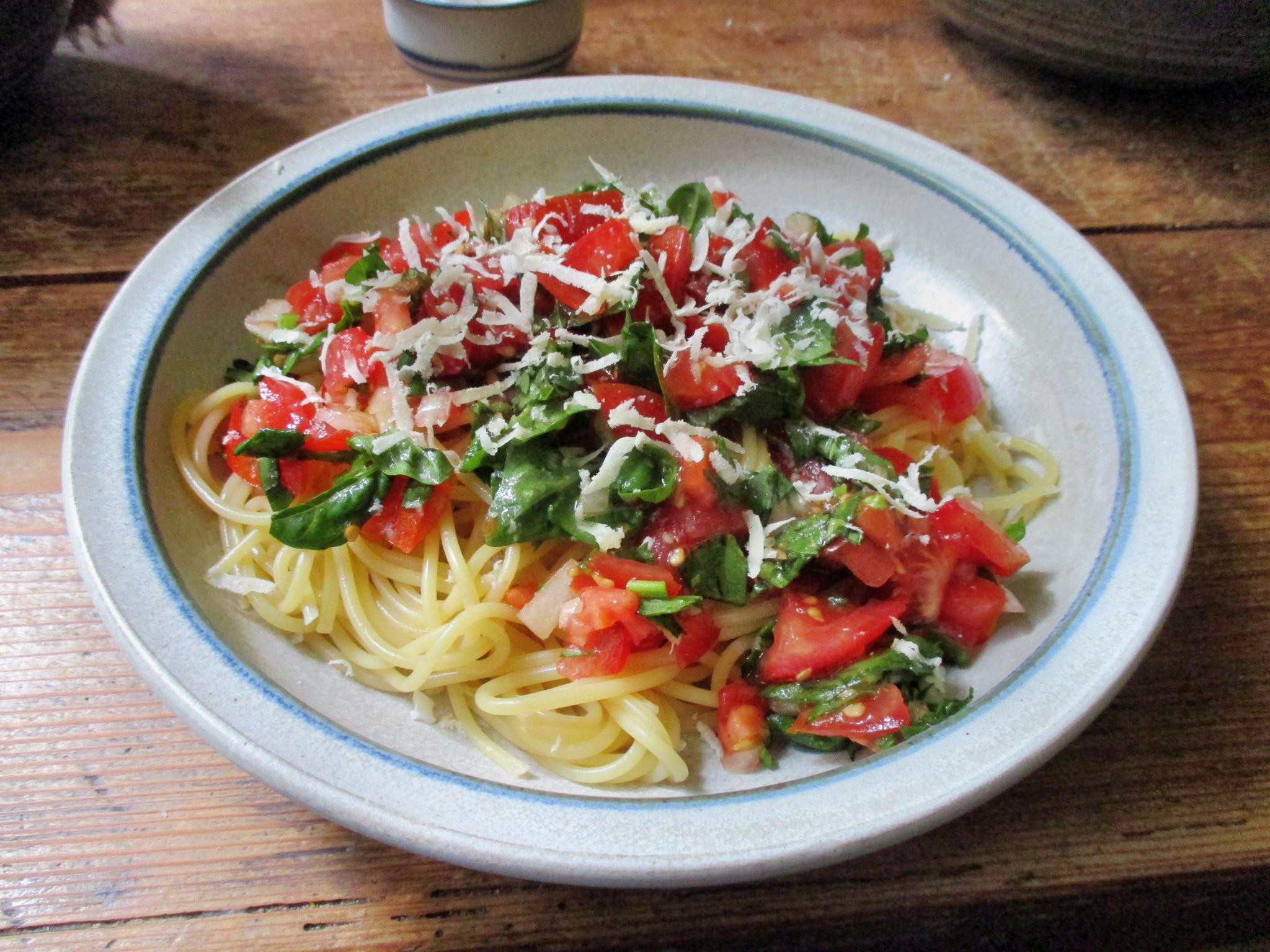 Spaghetti alla Keka -10.7.15   (6)