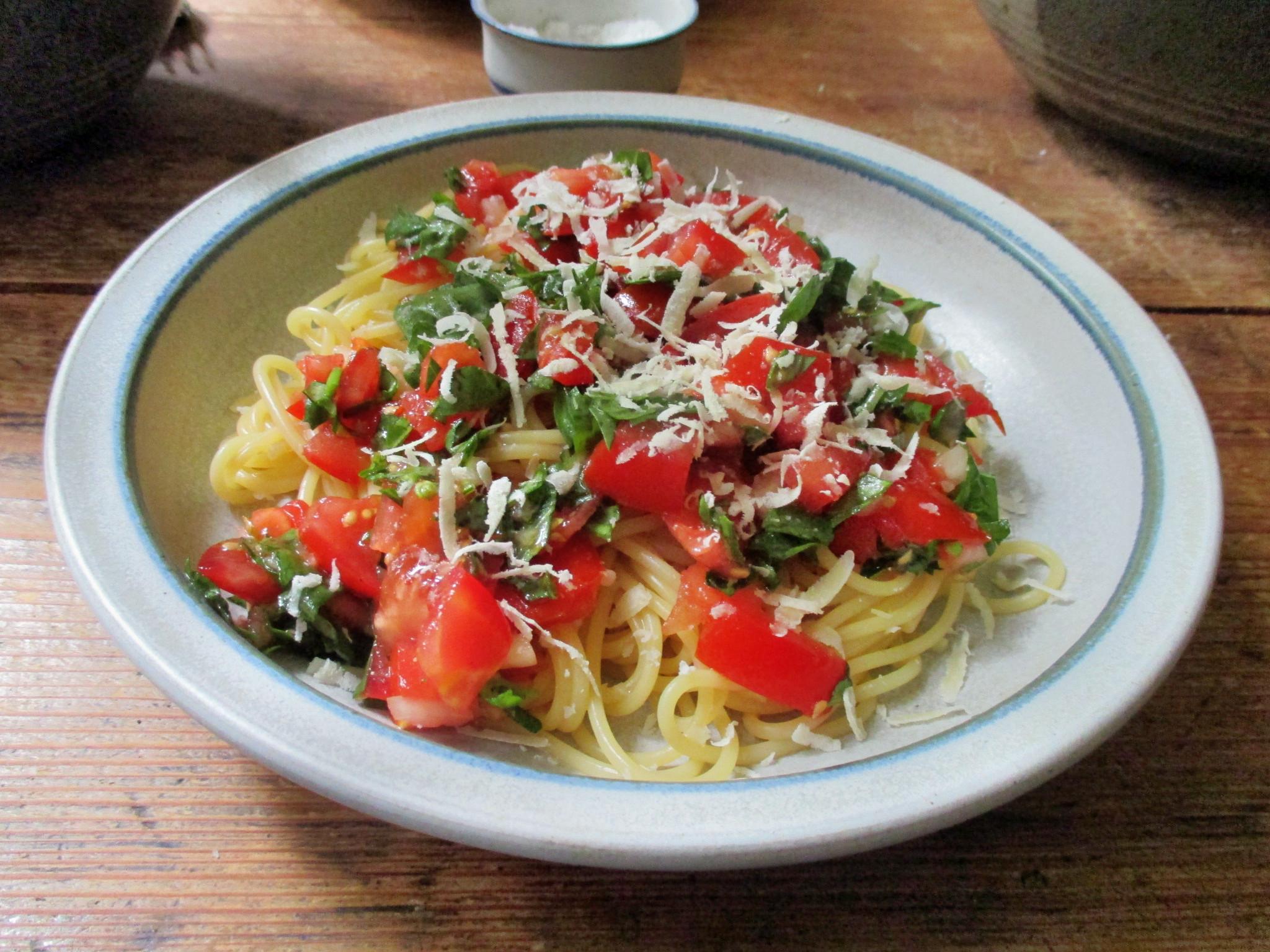 Spaghetti alla Keka -10.7.15   (7)