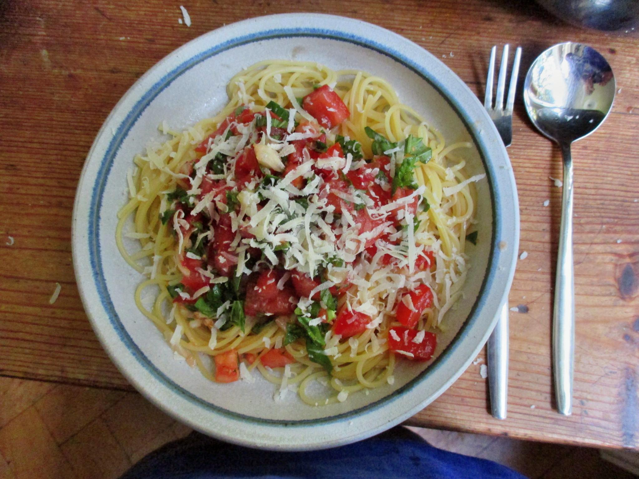 Spaghetti alla Keka -10.7.15   (8)