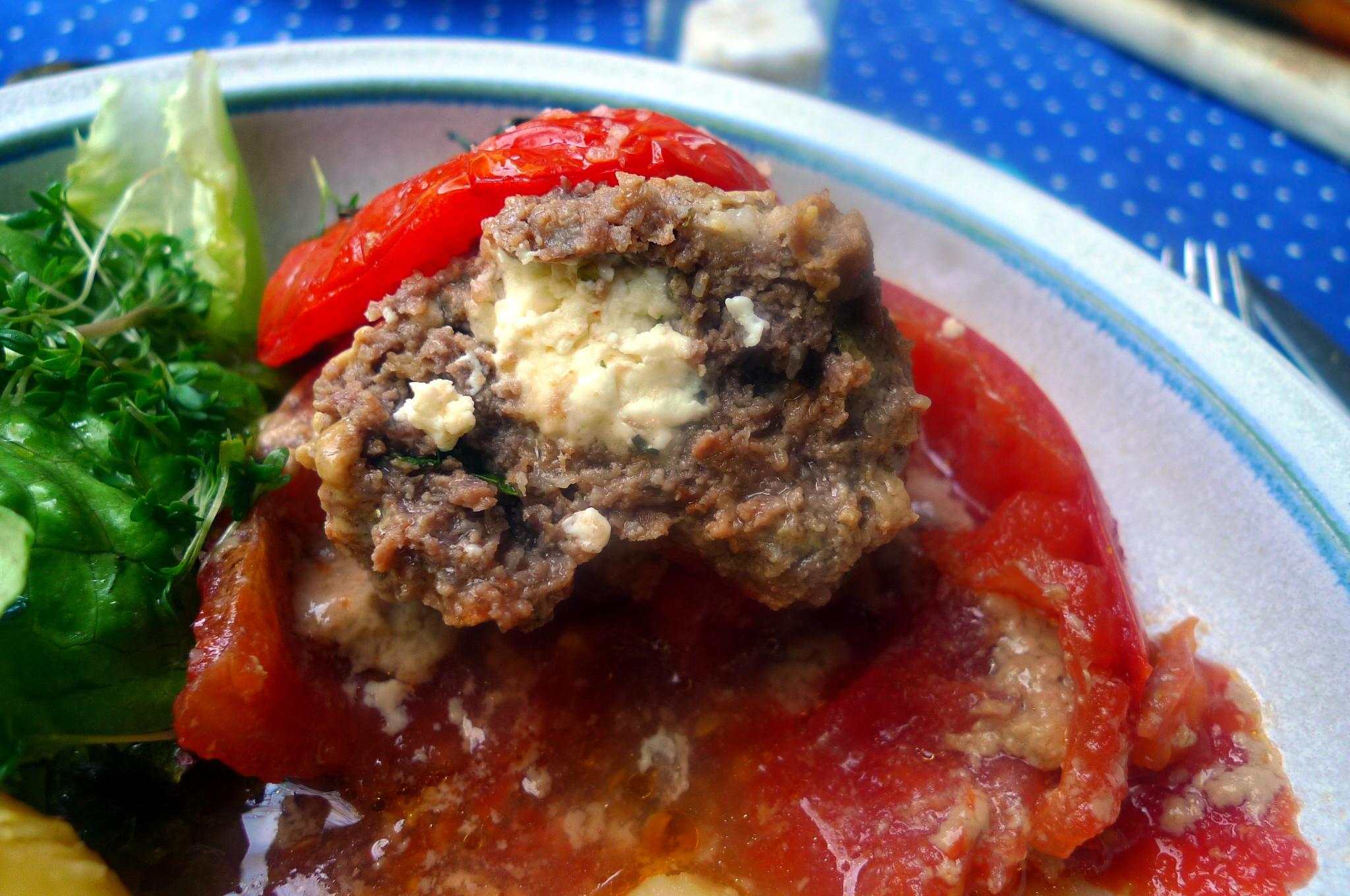 Gefüllte Tomaten - 12.8.15   (13)