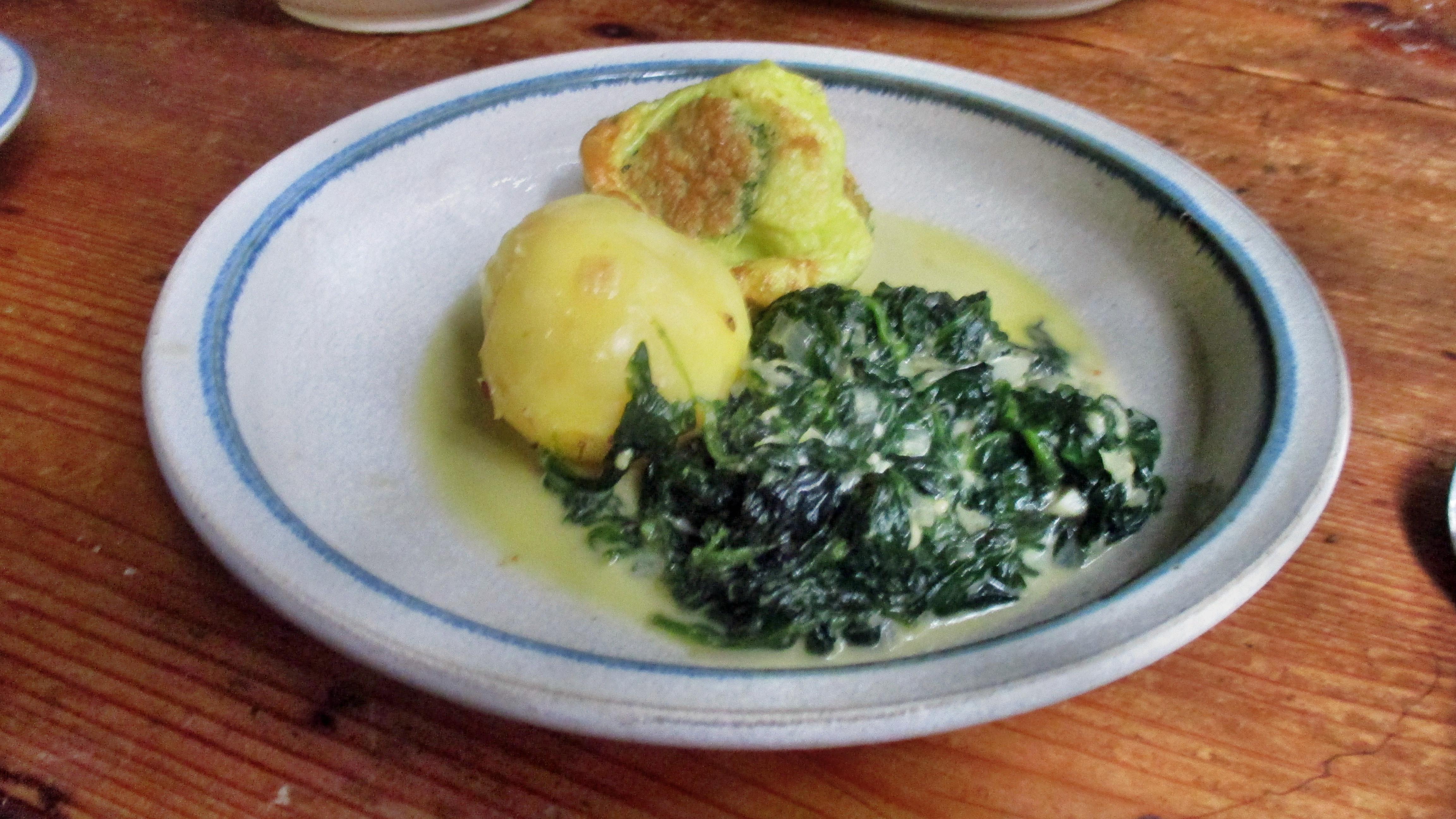 Spinat,Ei,Kartoffeln  - 22-9-15   (11)